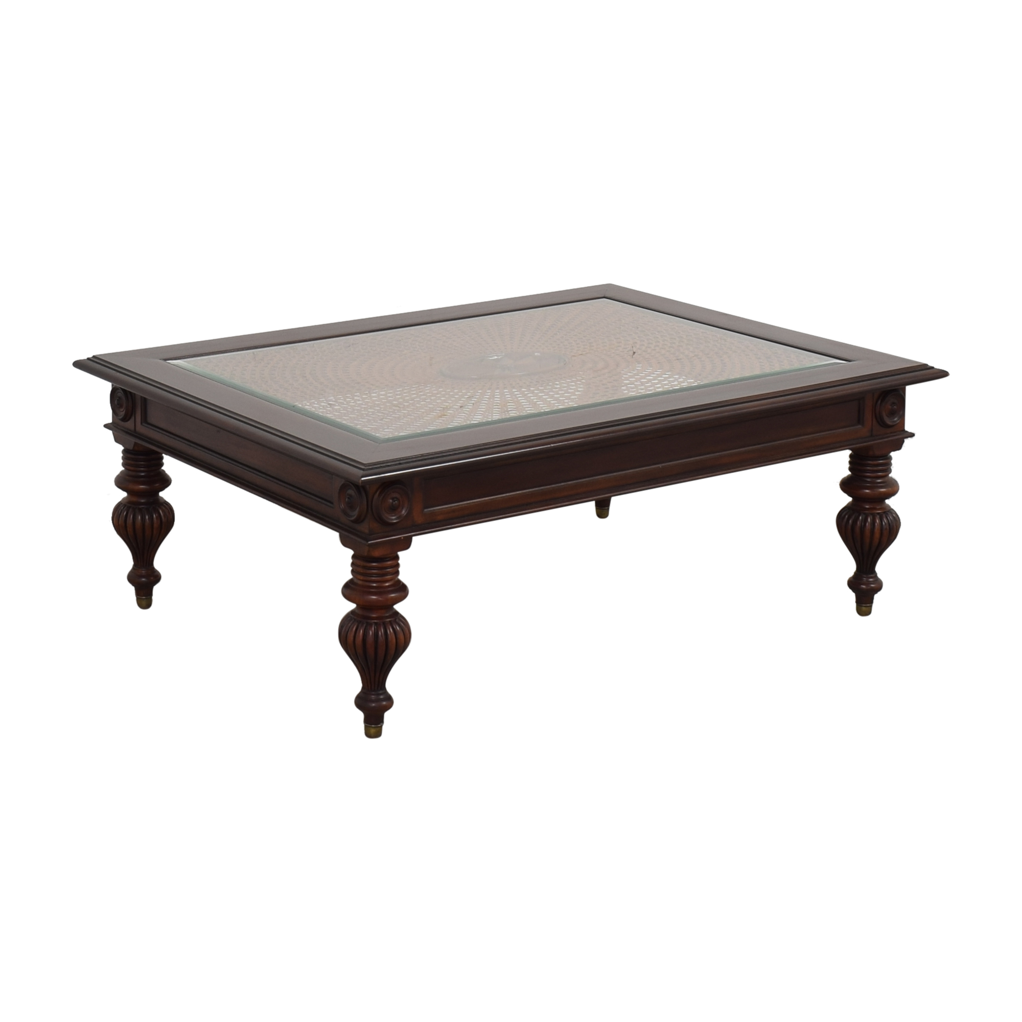 Ethan Allen Ethan Allen British Classic Coffee Table coupon