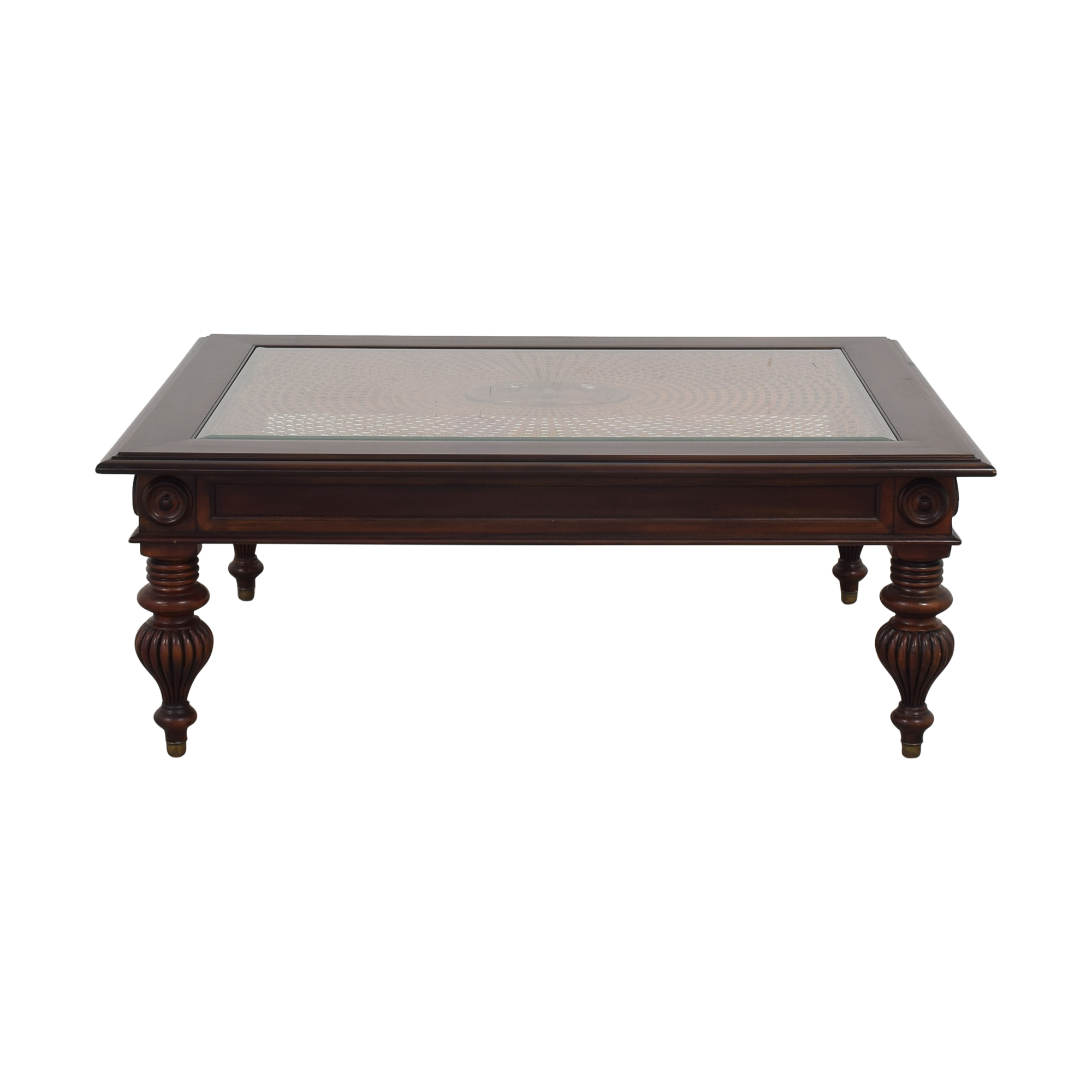 buy Ethan Allen British Classic Coffee Table Ethan Allen Tables