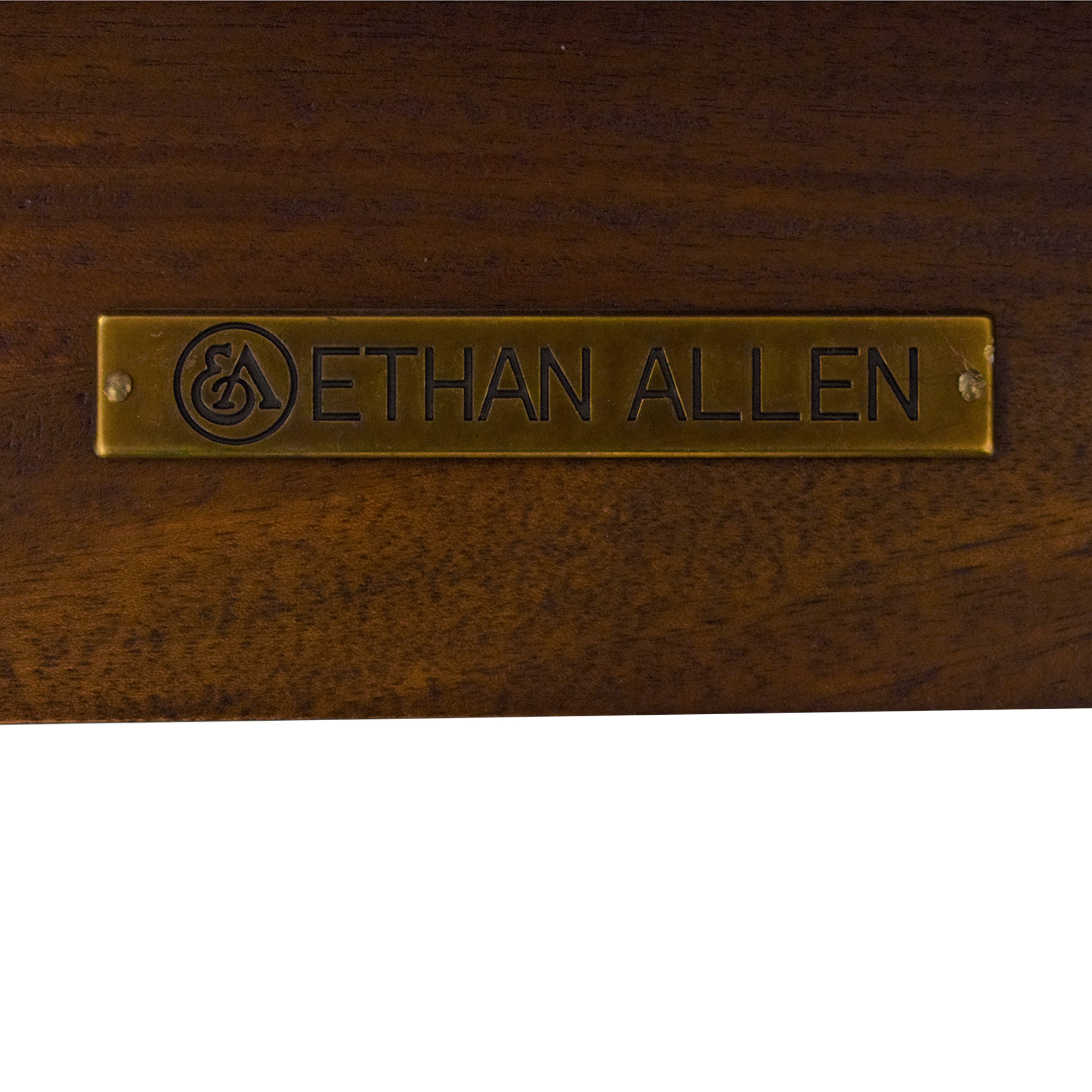 Ethan Allen Ethan Allen British Classic Coffee Table discount