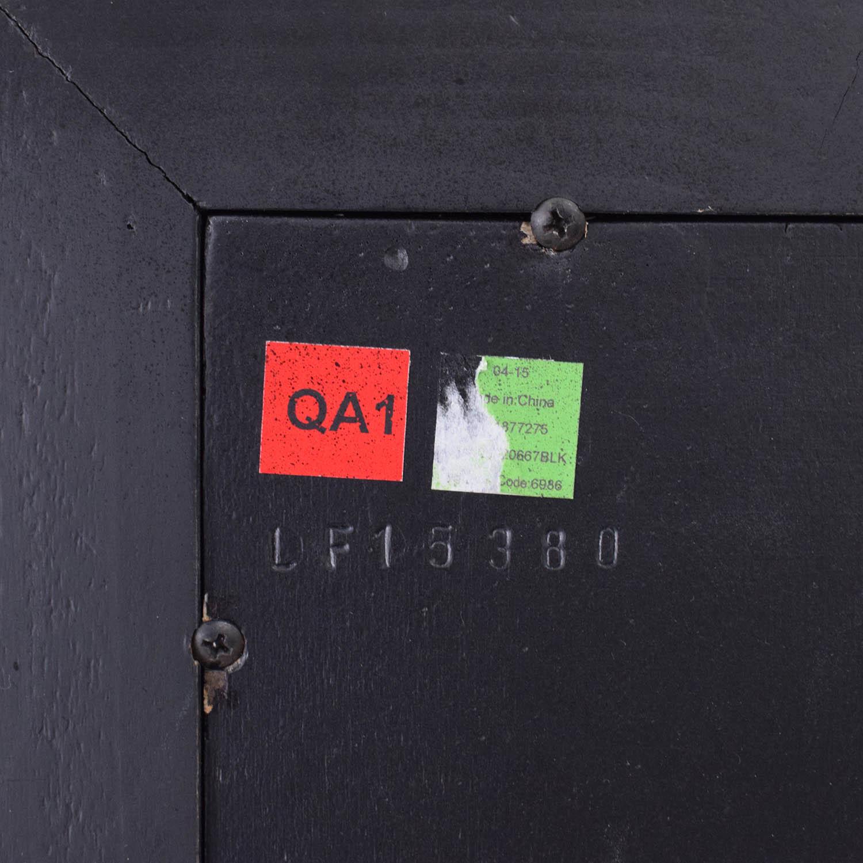 "Restoration Hardware Restoration Hardware Printmakers 84"" Bath Cabinet discount"