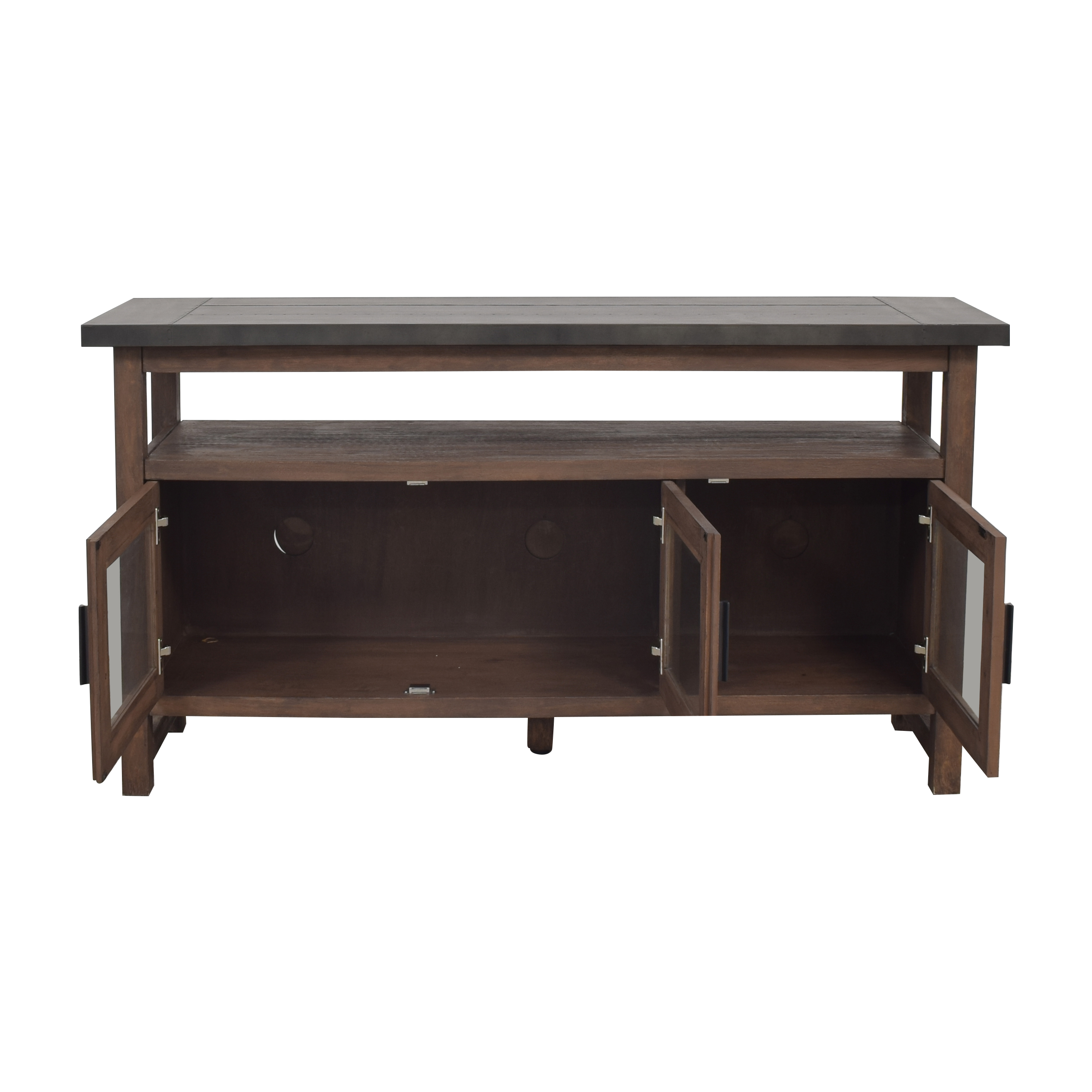 shop Crate & Barrel Galvin Sideboard Crate & Barrel