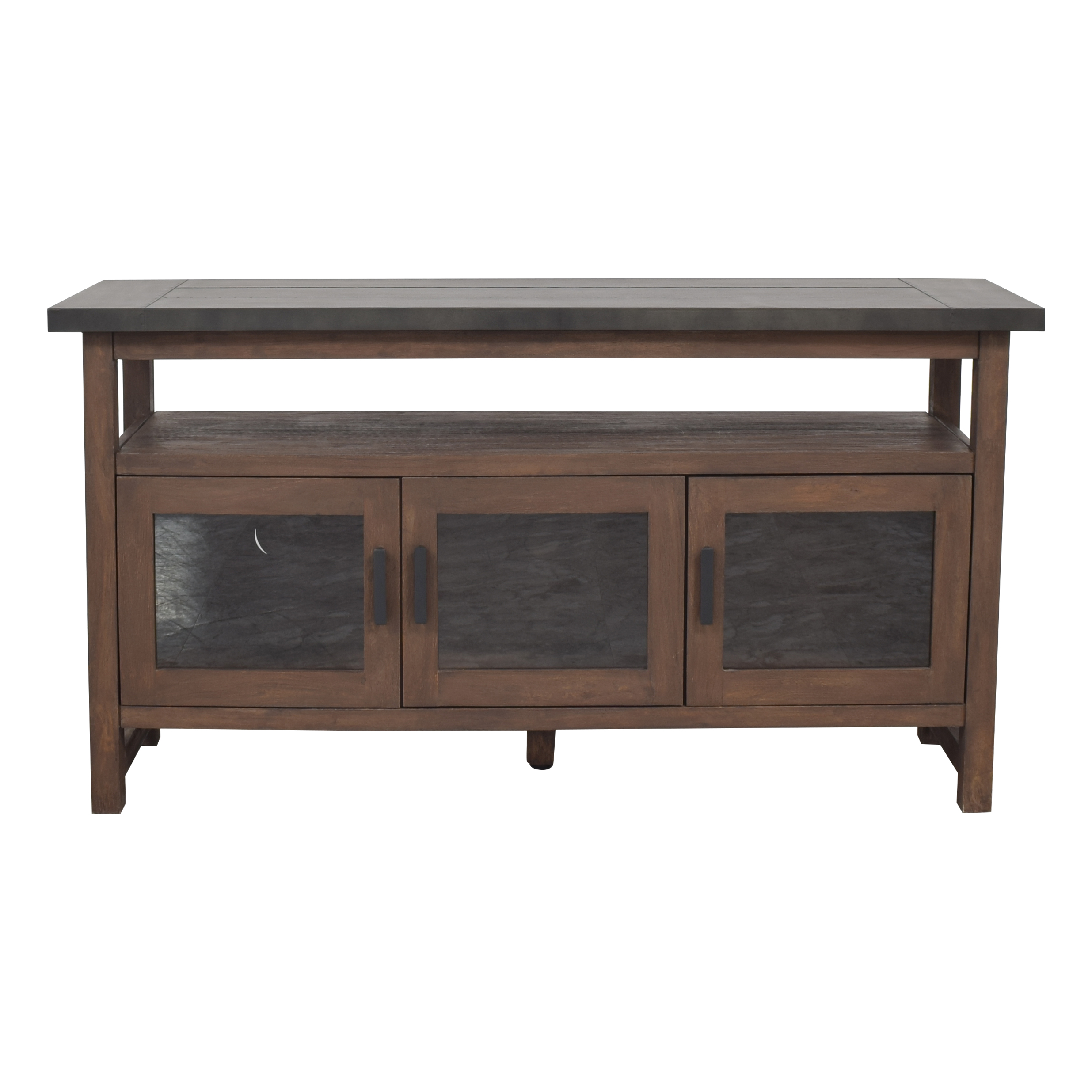 Crate & Barrel Crate & Barrel Galvin Sideboard on sale