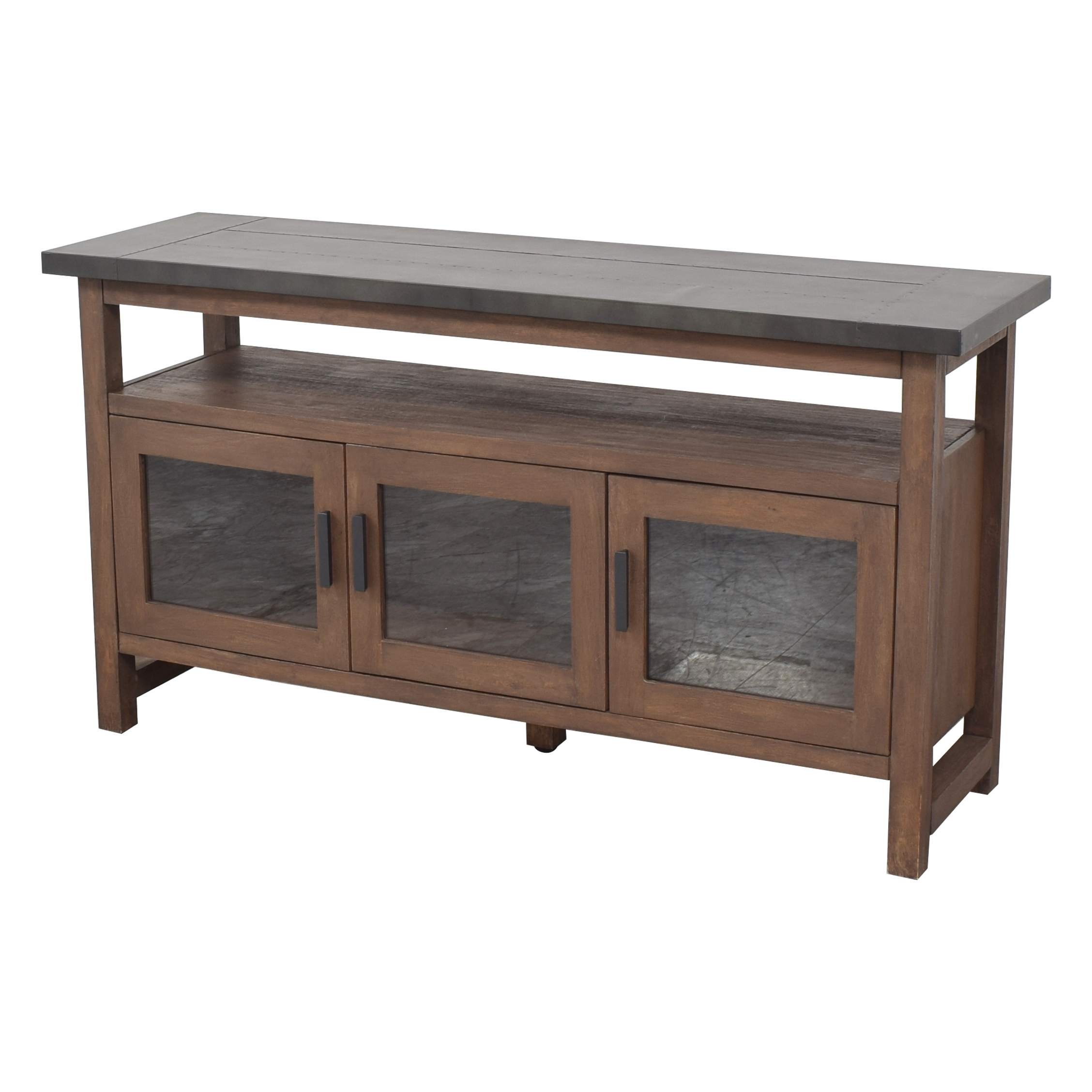 Crate & Barrel Crate & Barrel Galvin Sideboard Storage