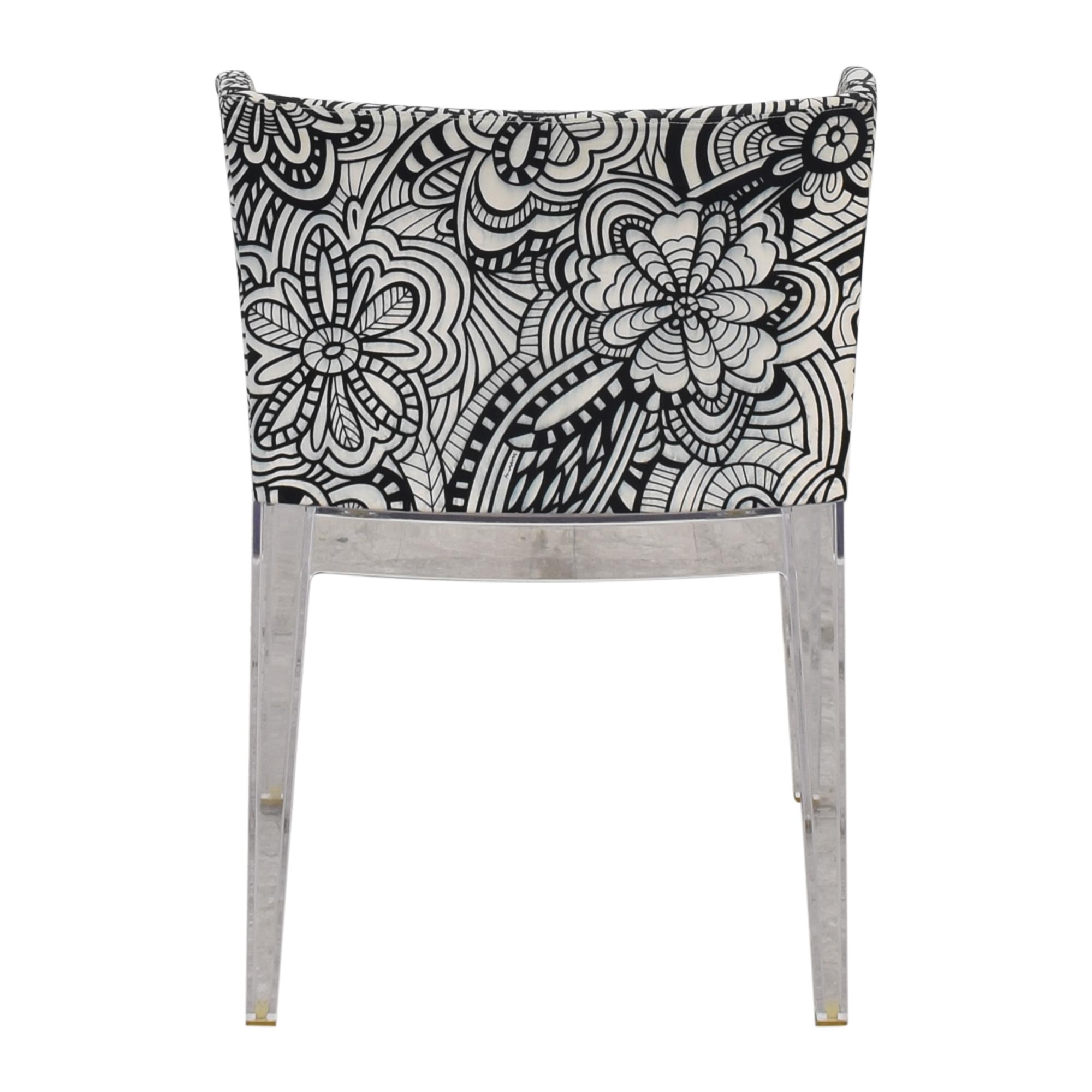 Kartell Kartell Mademoiselle Chair dimensions