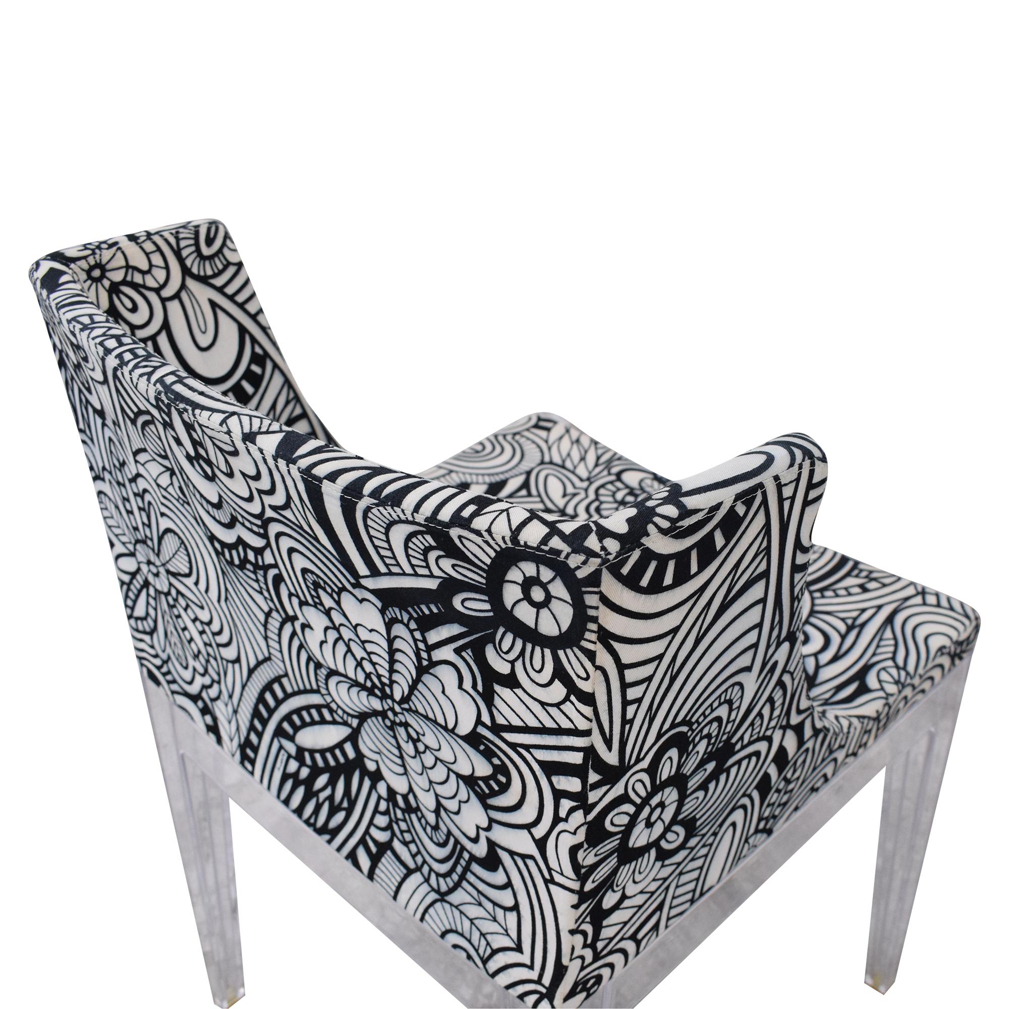 Kartell Kartell Mademoiselle Chair coupon