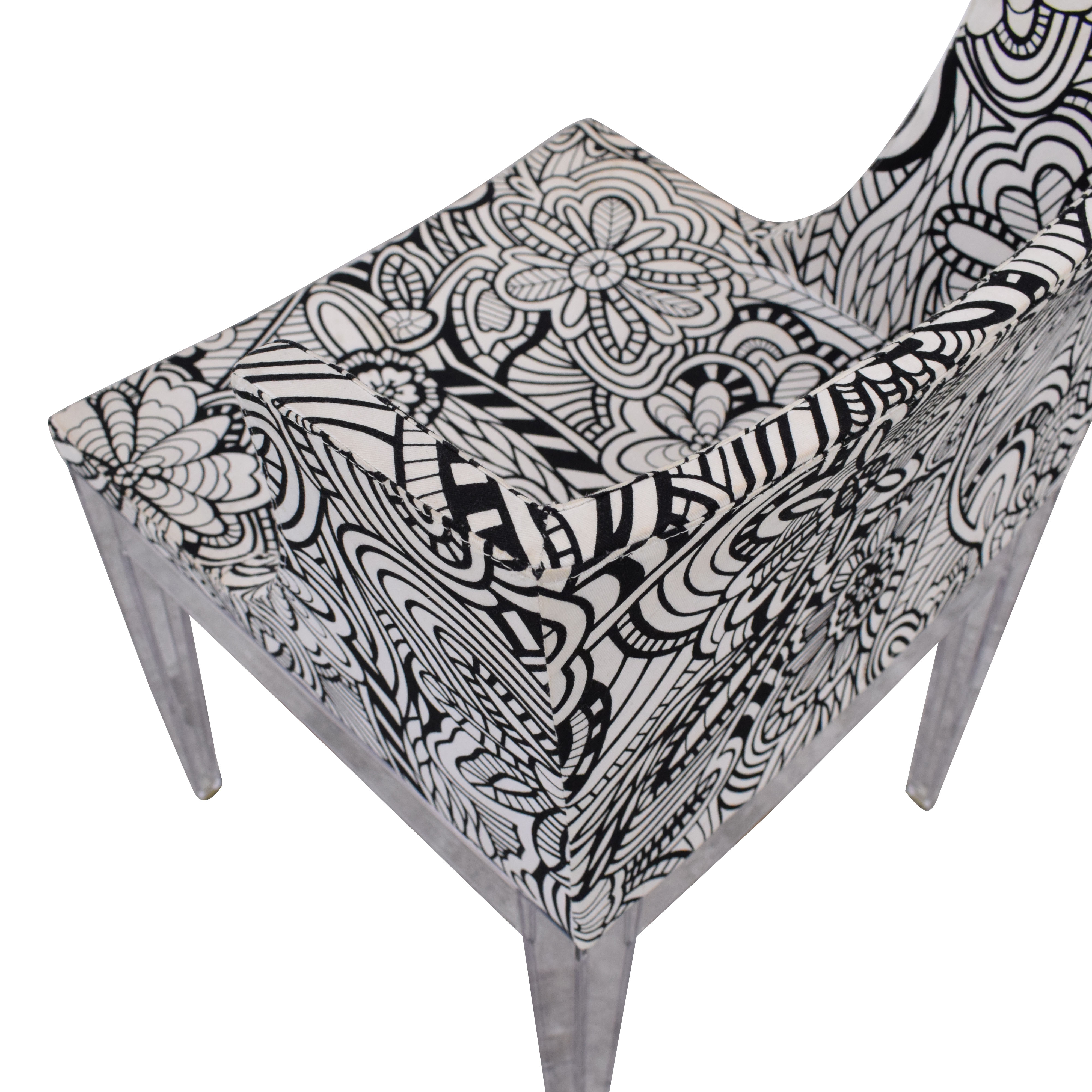 Kartell Mademoiselle Chair / Accent Chairs