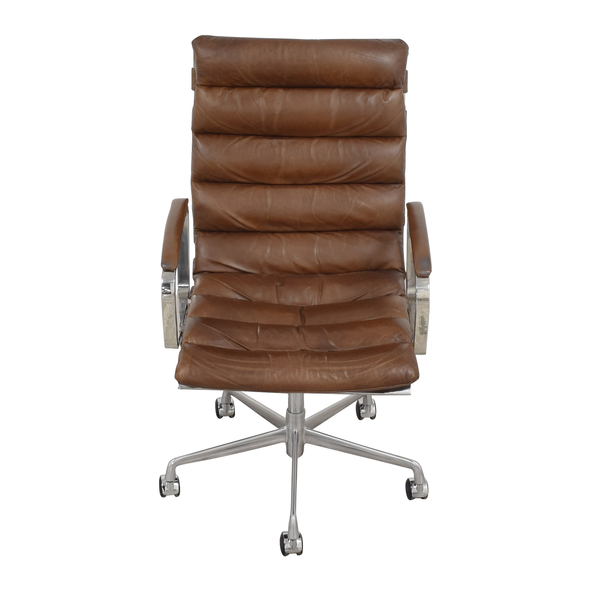 buy Restoration Hardware Oviedo Leather Desk Chair Restoration Hardware Chairs