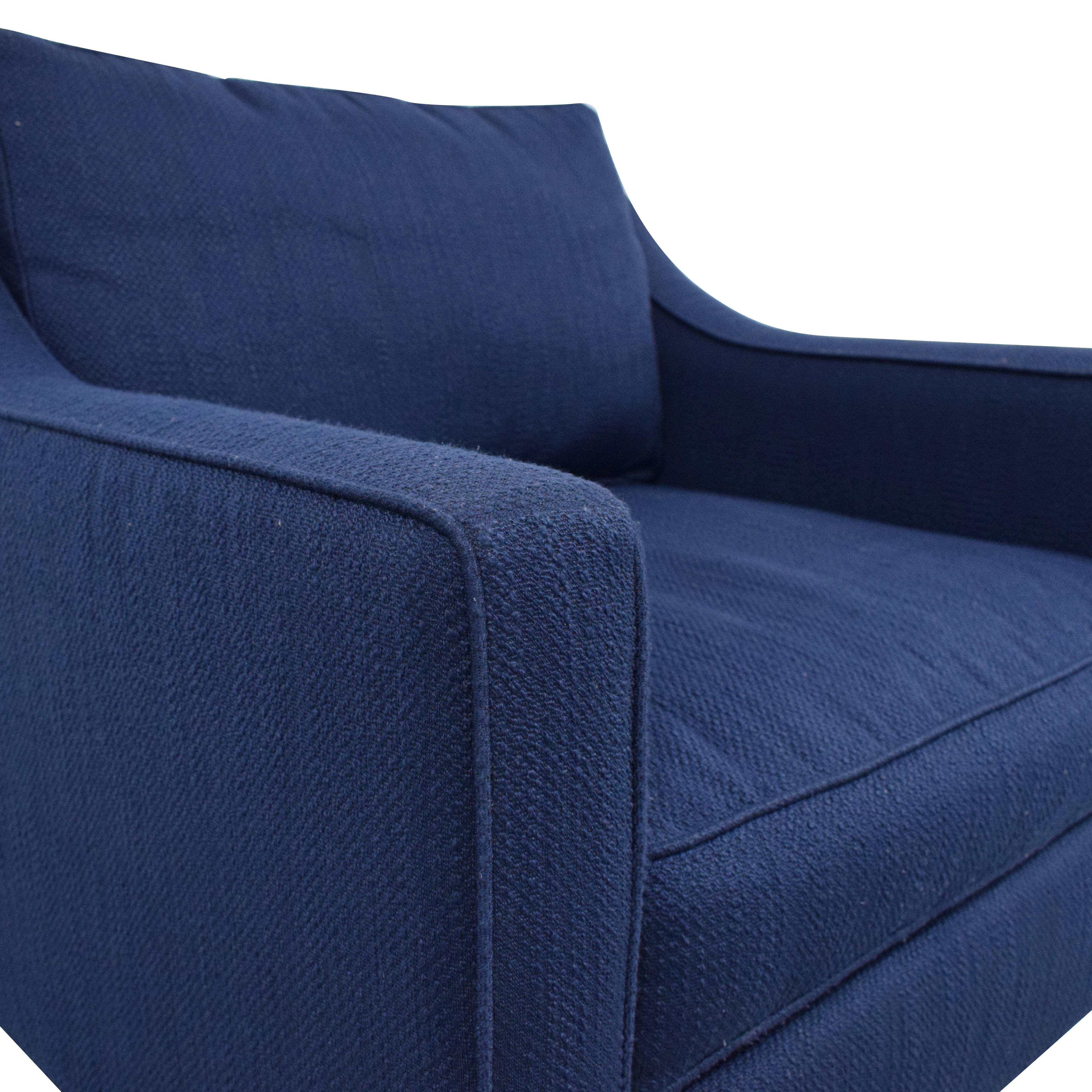 West Elm West Elm Paidge Chair used