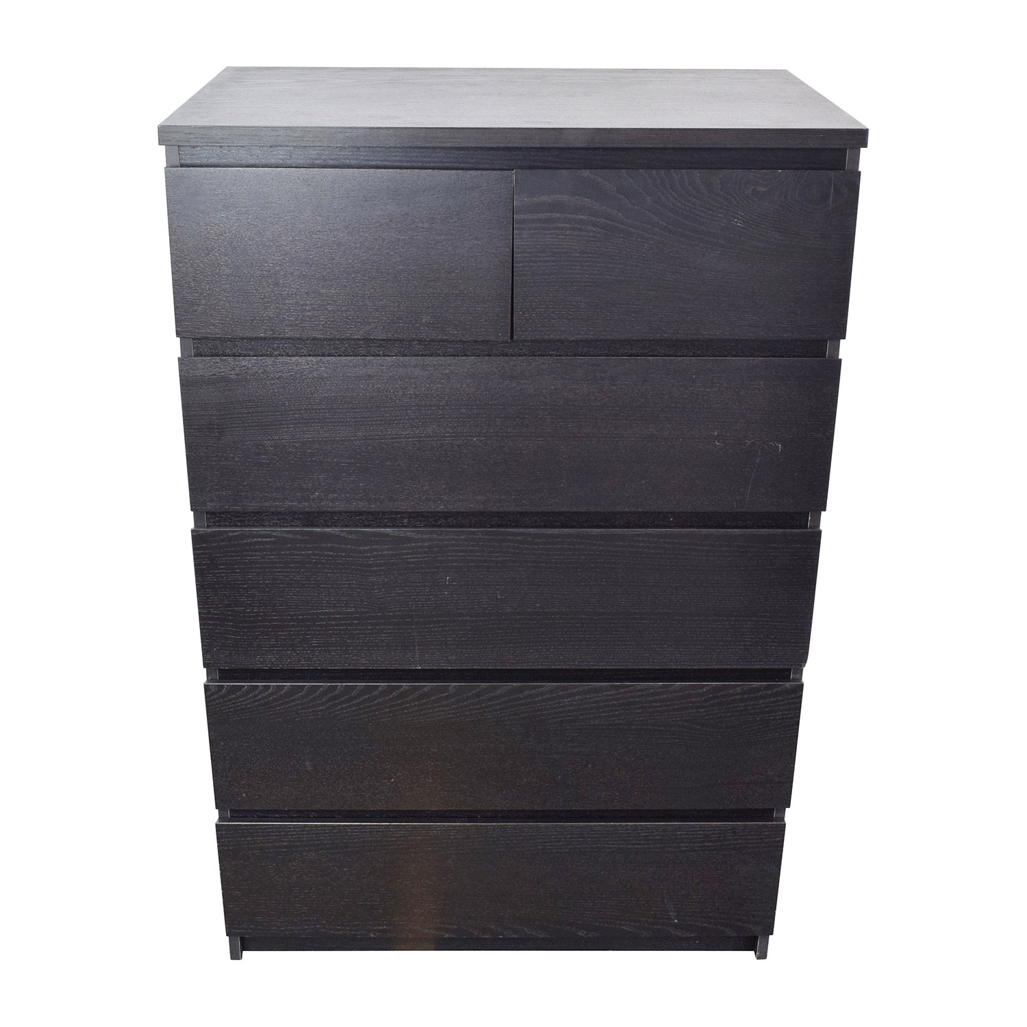 45% OFF - IKEA IKEA Malm Tall 6-Drawer Dresser / Storage
