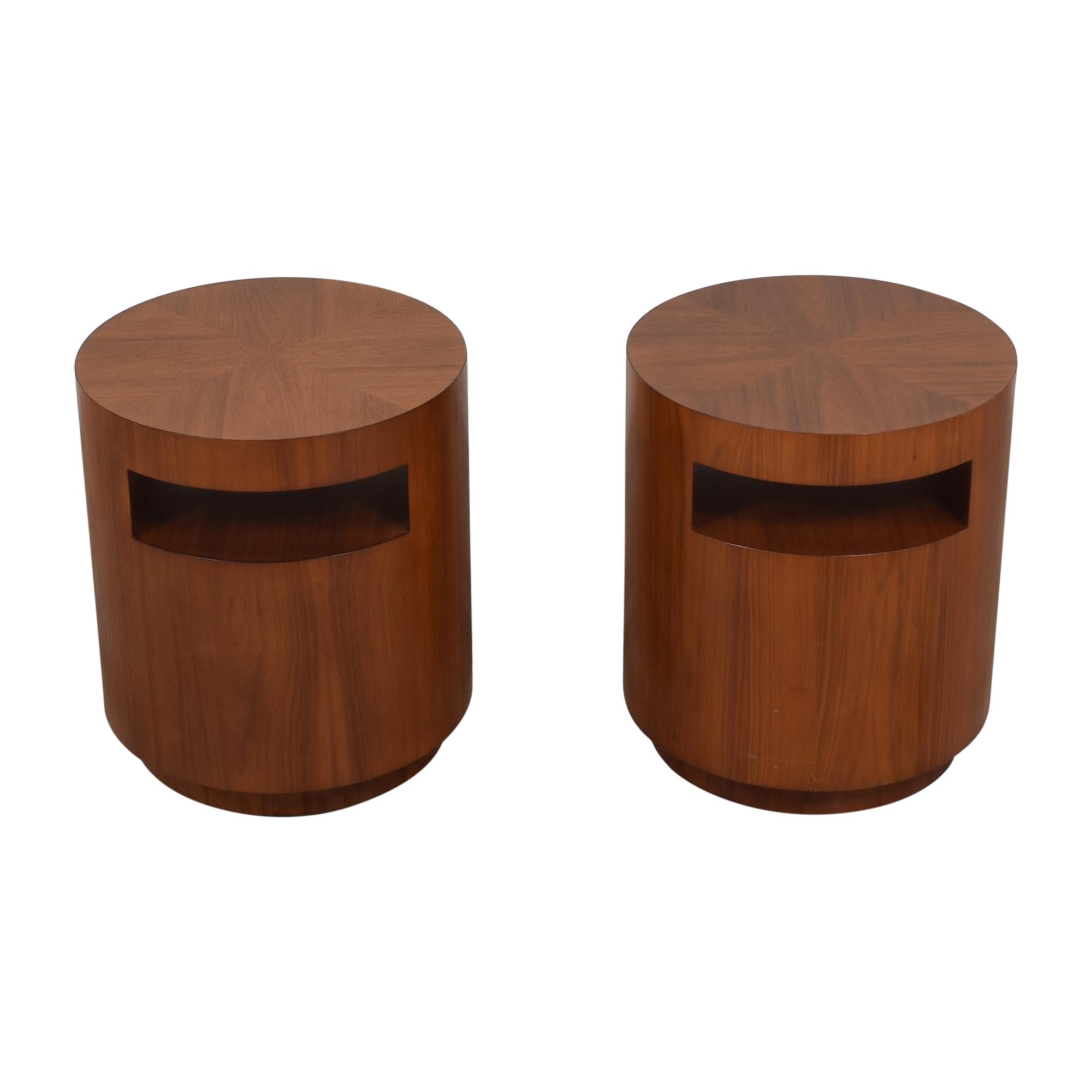 Crate & Barrel Crate & Barrel Tambe End Tables Tables