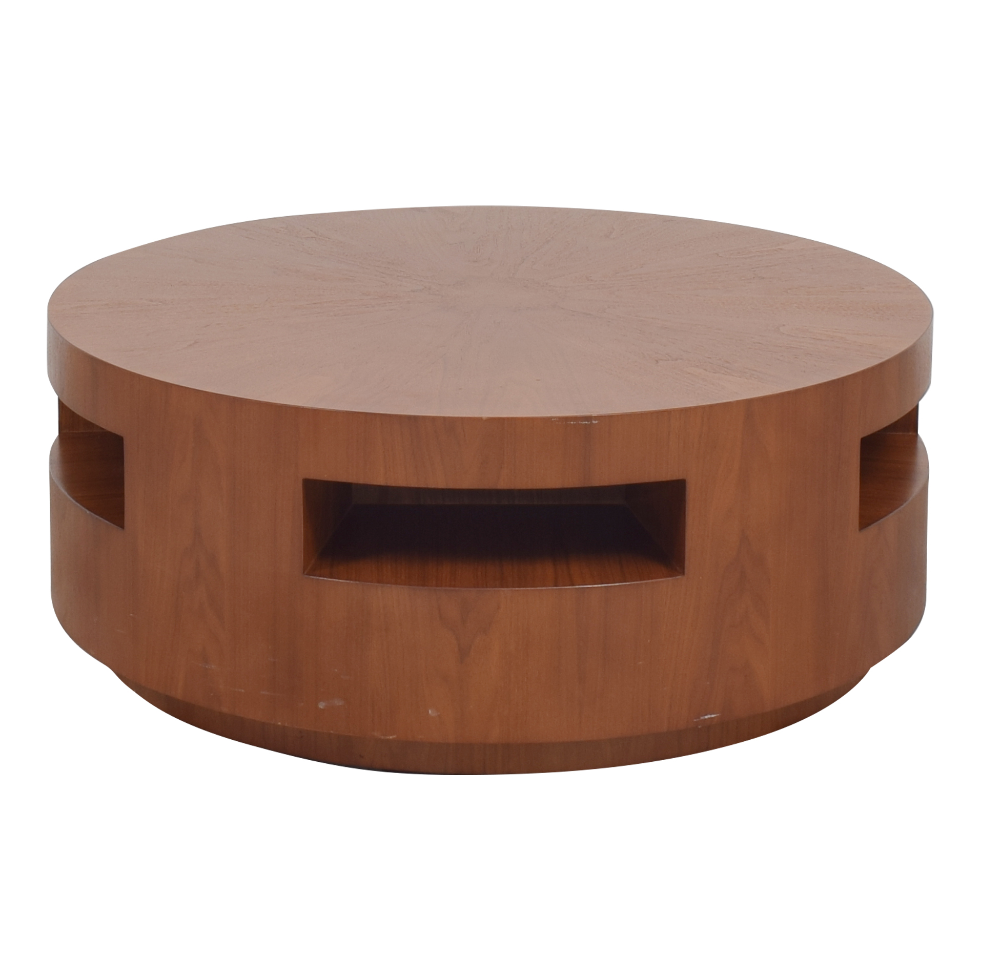 Crate & Barrel Tambe Coffee Table sale