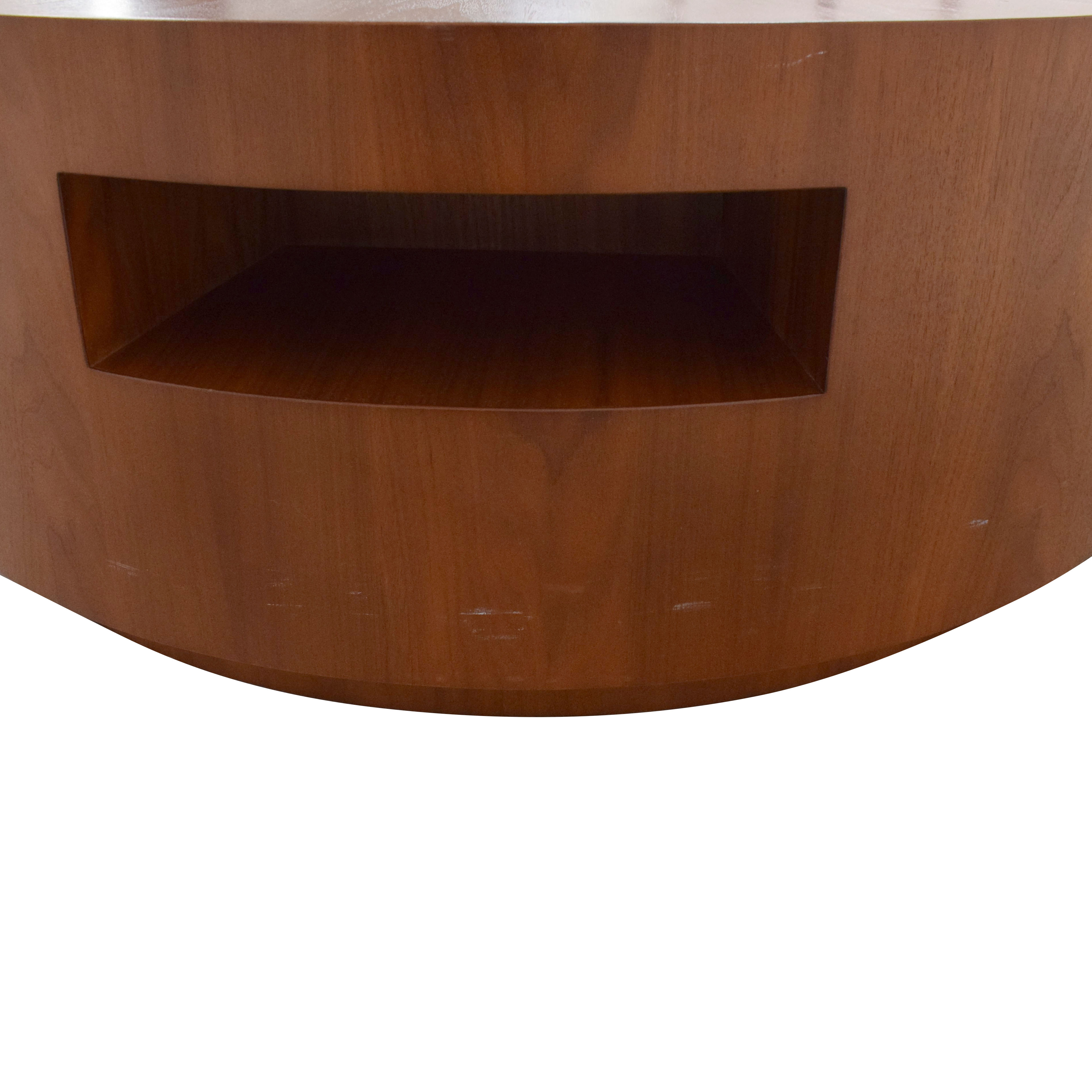 Crate & Barrel Crate & Barrel Tambe Coffee Table dimensions