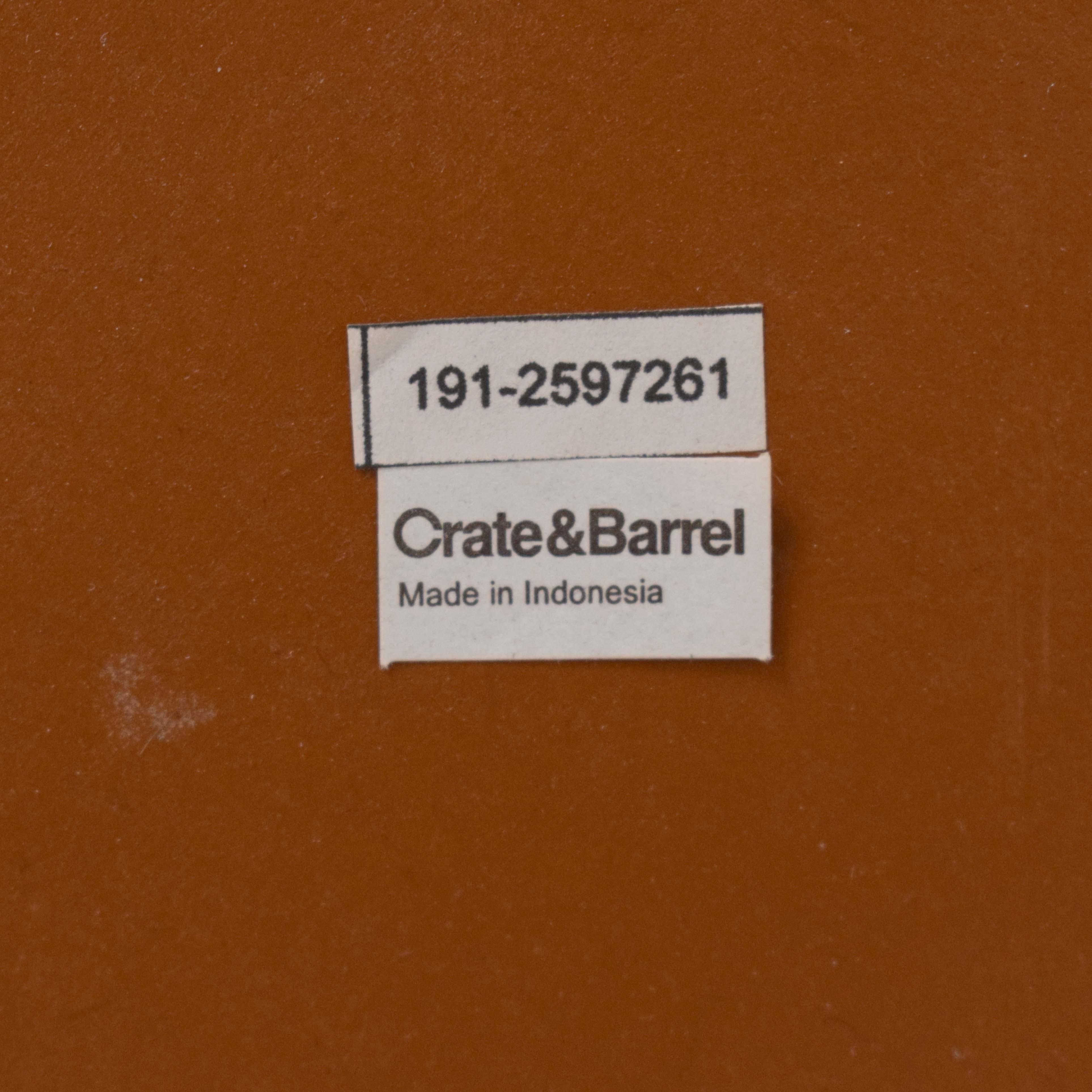 Crate & Barrel Crate & Barrel Tambe Coffee Table ma