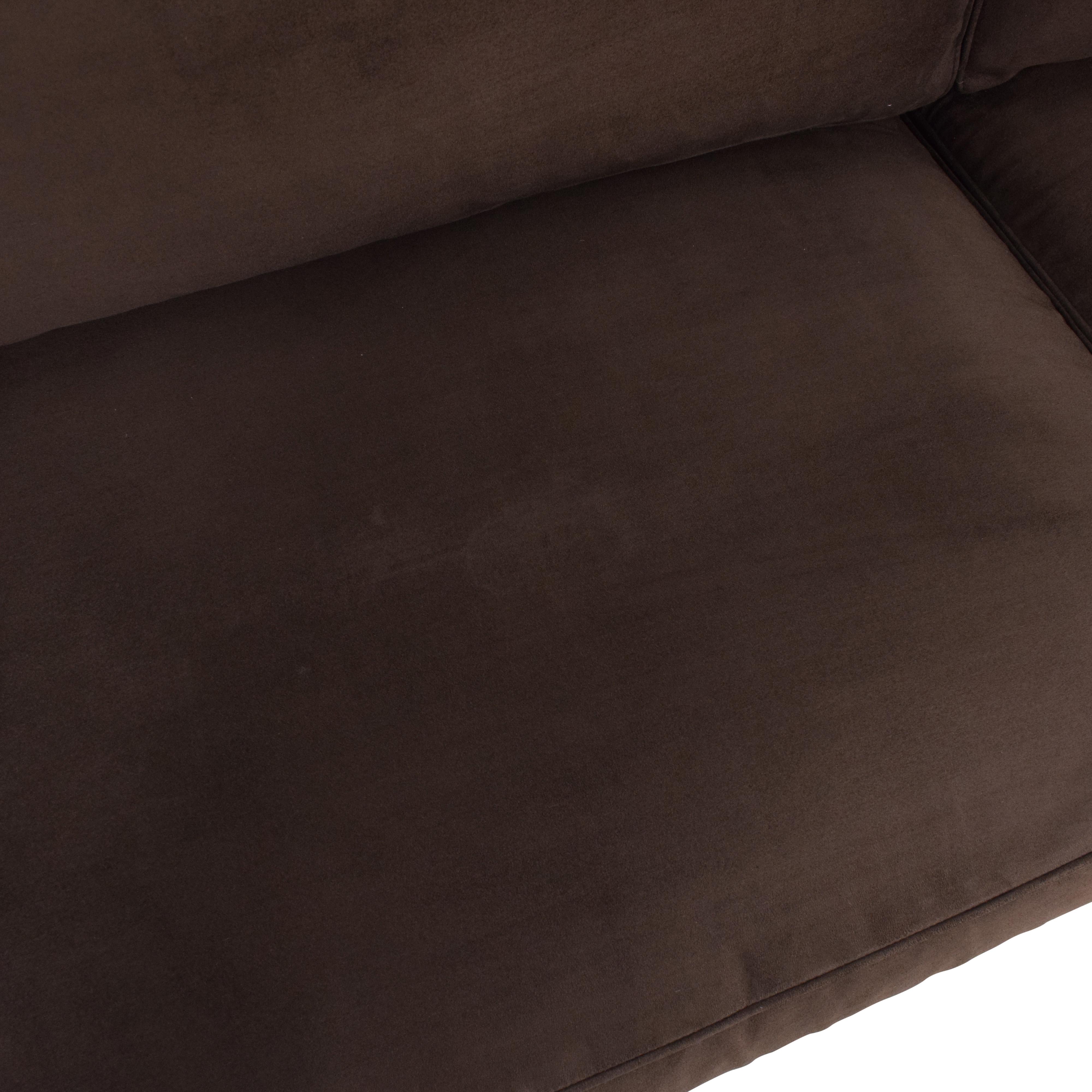 Crate & Barrel Crate & Barrel Barrett Queen Sleeper Sofa nyc