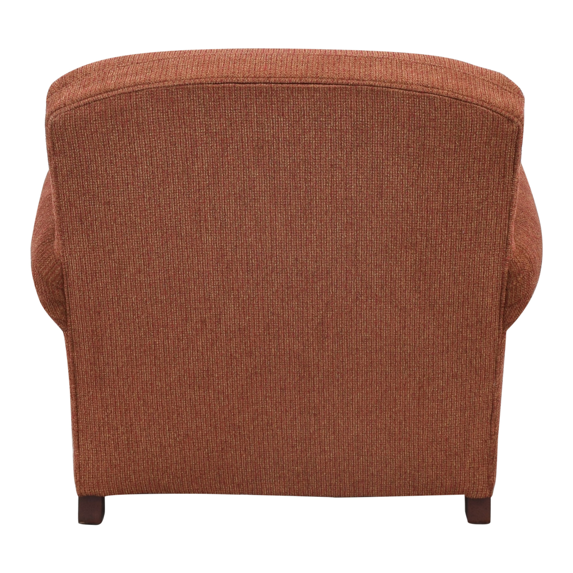 shop Crate & Barrel by Mitchell Gold Armchair Crate & Barrel Accent Chairs
