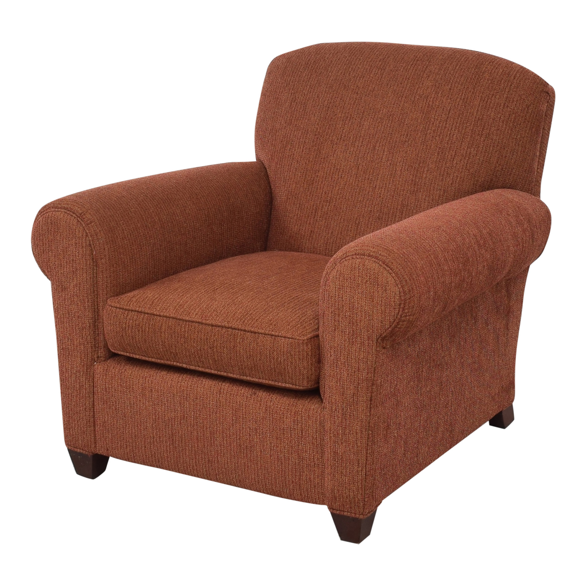 Crate & Barrel Crate & Barrel by Mitchell Gold Armchair Chairs