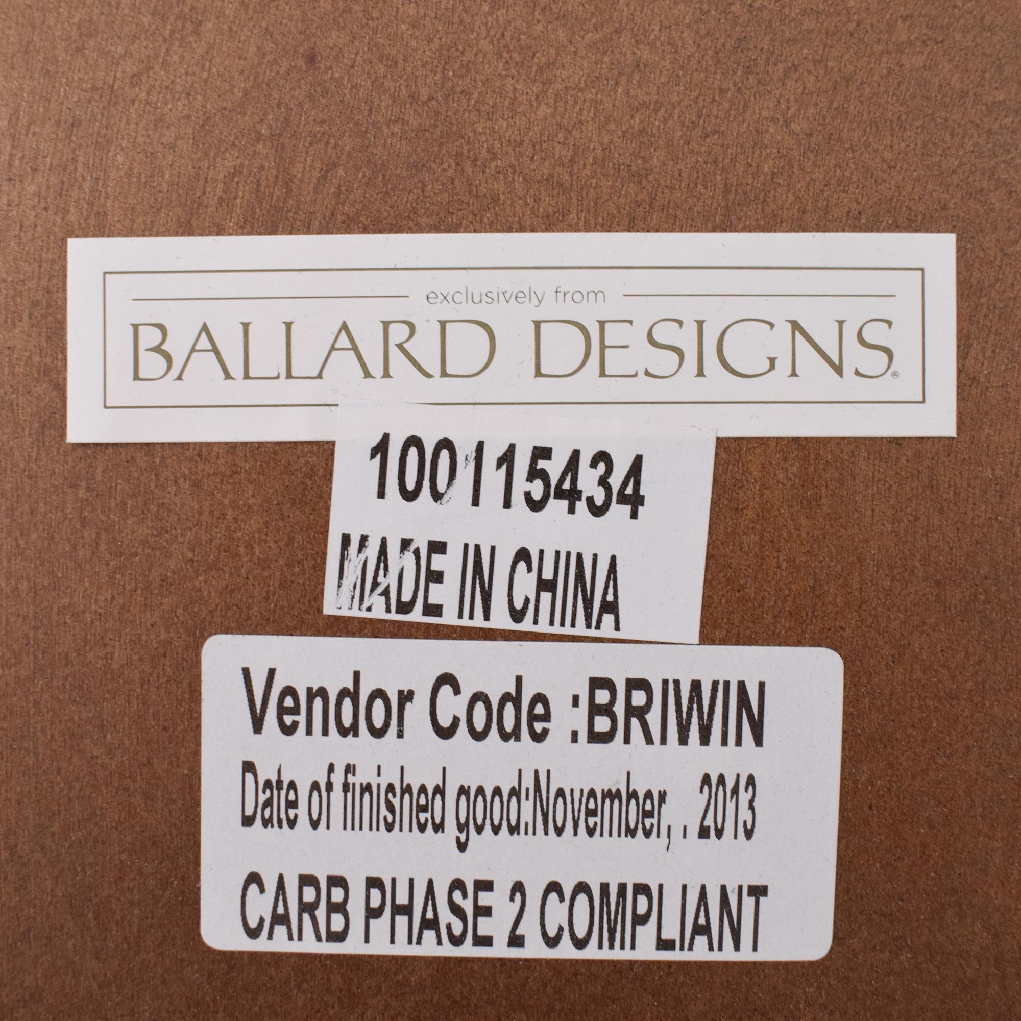 Ballard Designs Ballard Designs Slim Chadwick Media Armoire used