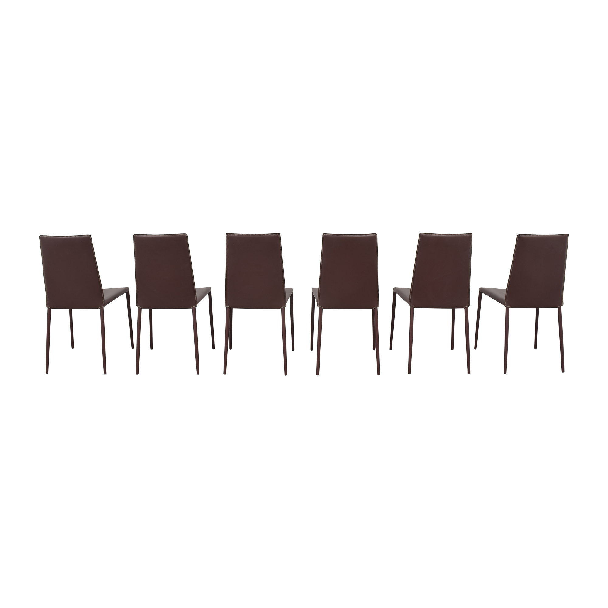 Calligaris Calligaris Boheme by Connubia Dining Chairs dark brown
