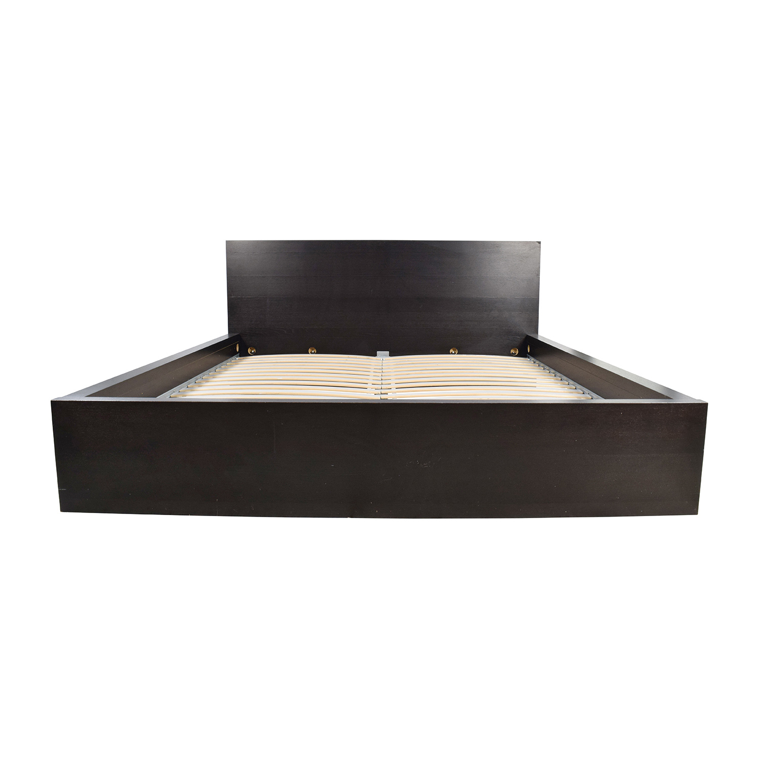 79% OFF - IKEA IKEA Malm King Bed Frame / Beds