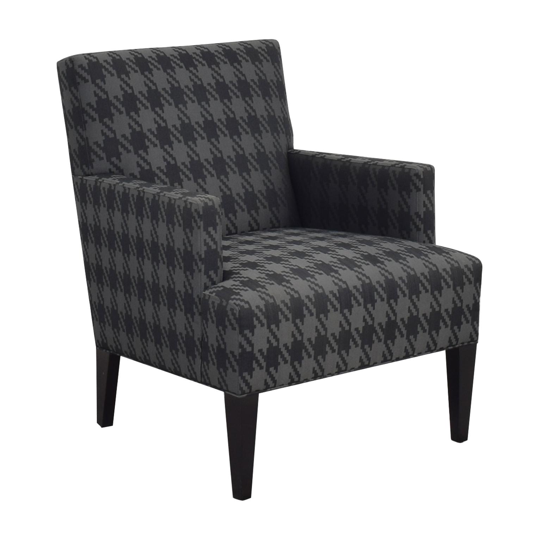 shop Crate & Barrel Armchair Crate & Barrel Accent Chairs