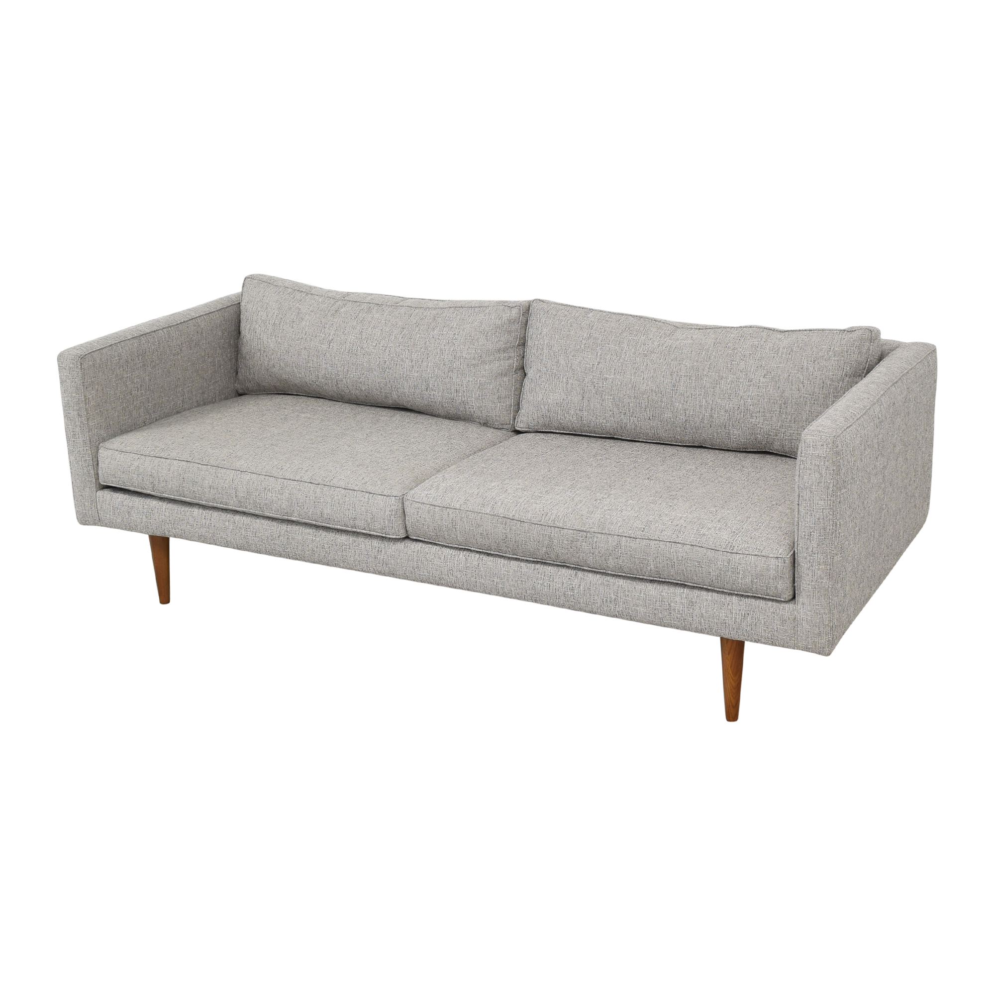 buy West Elm Monroe Mid-Century Sofa West Elm Classic Sofas