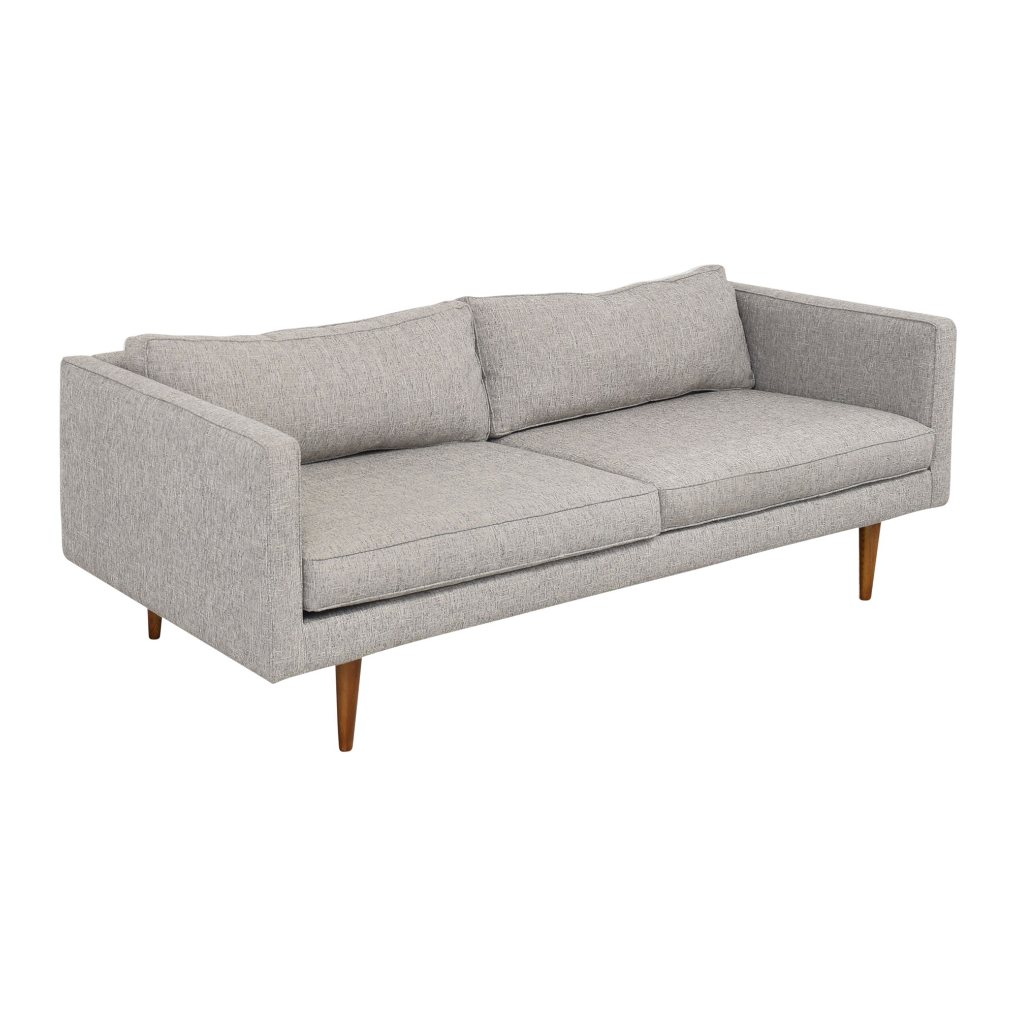 West Elm Monroe Mid-Century Sofa sale