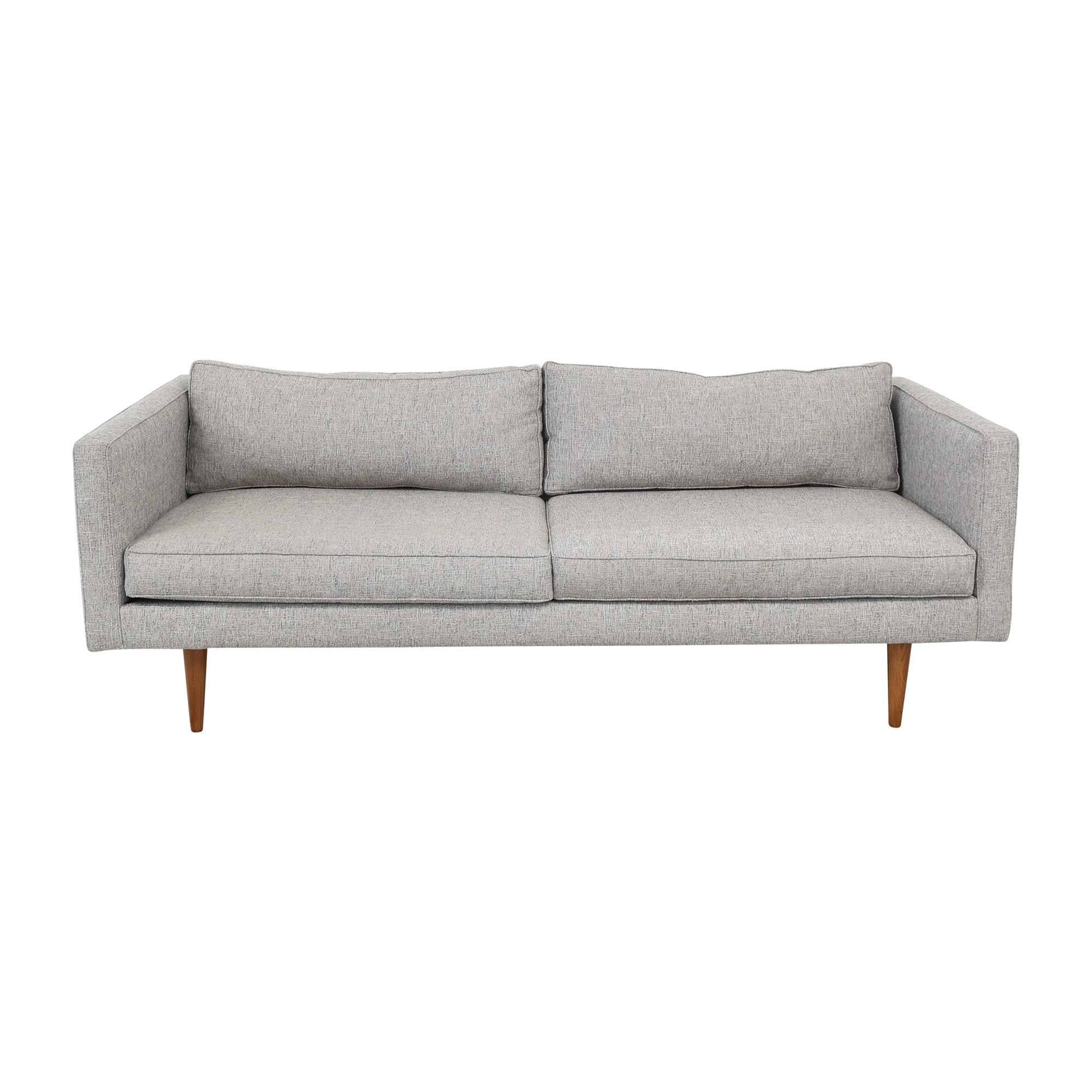 West Elm Monroe Mid-Century Sofa / Classic Sofas