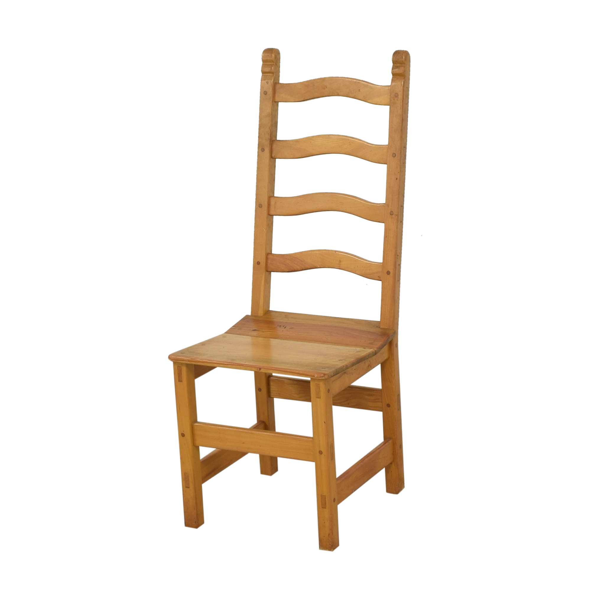 Ladder Back Chiliean Dining Chairs nj