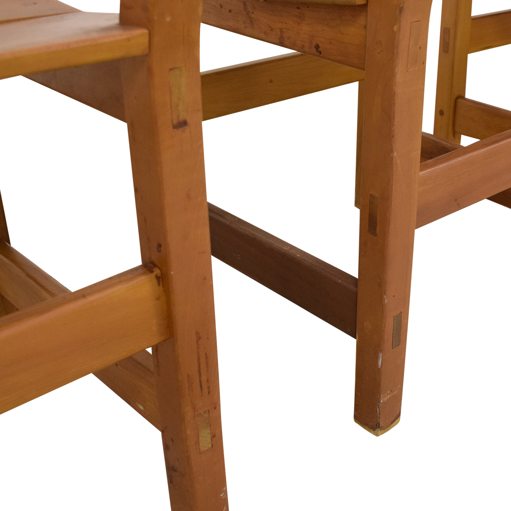 buy Ladder Back Chiliean Dining Chairs  Dining Chairs