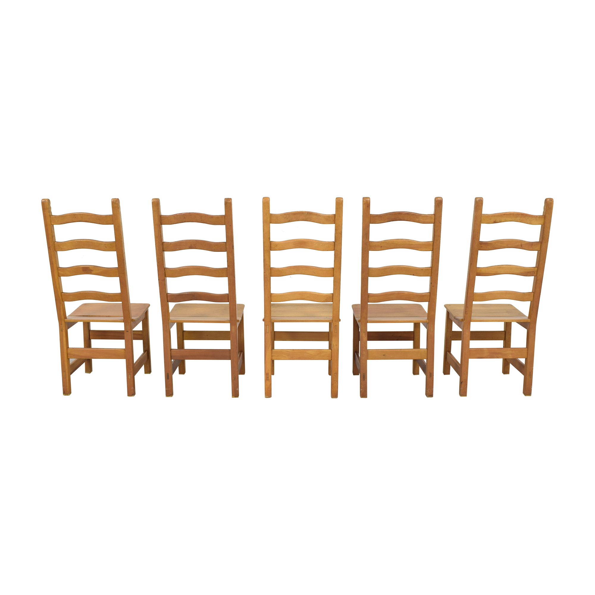 buy Ladder Back Chiliean Dining Chairs