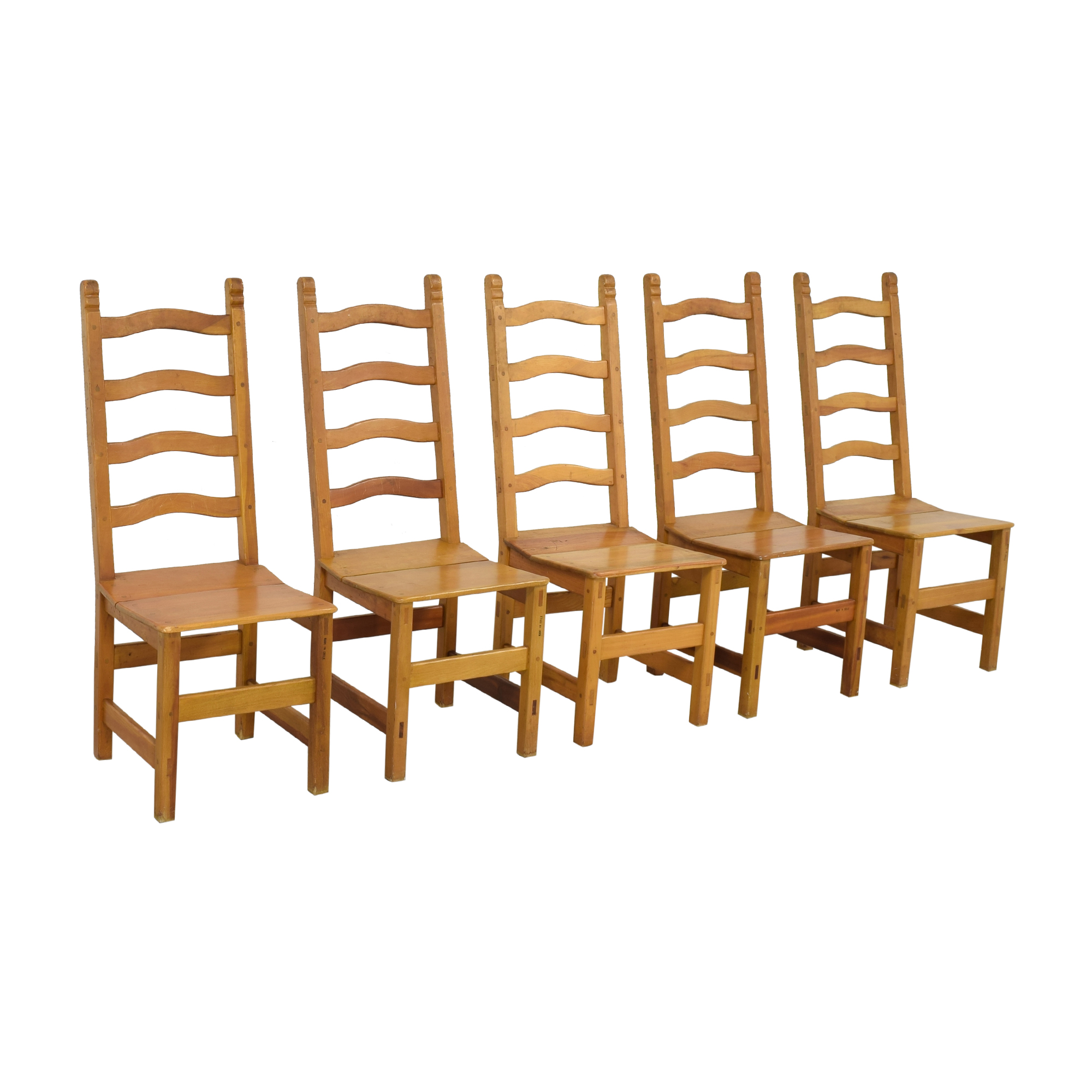 shop  Ladder Back Chiliean Dining Chairs online