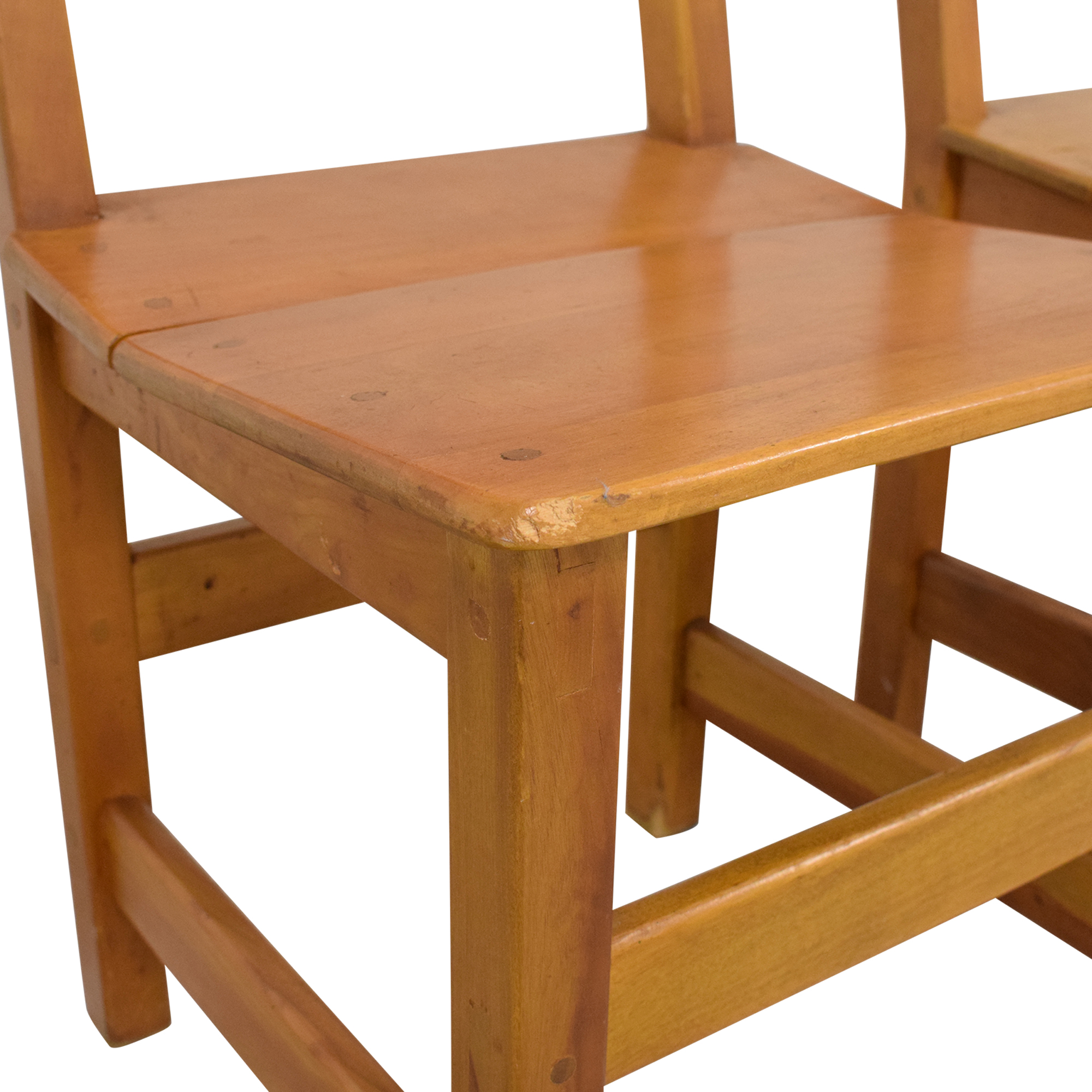 buy  Ladder Back Chiliean Dining Chairs online