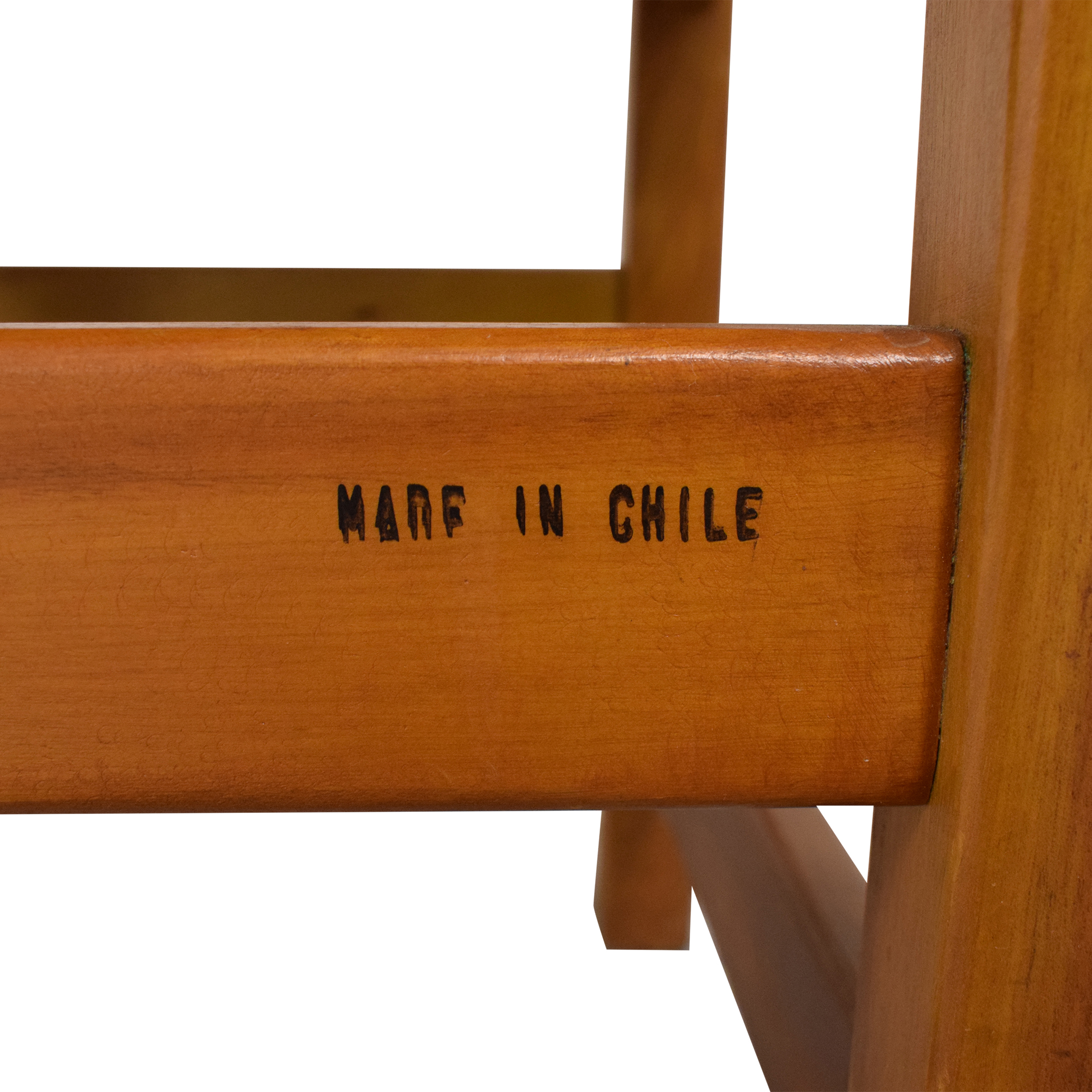 Ladder Back Chiliean Dining Chairs coupon