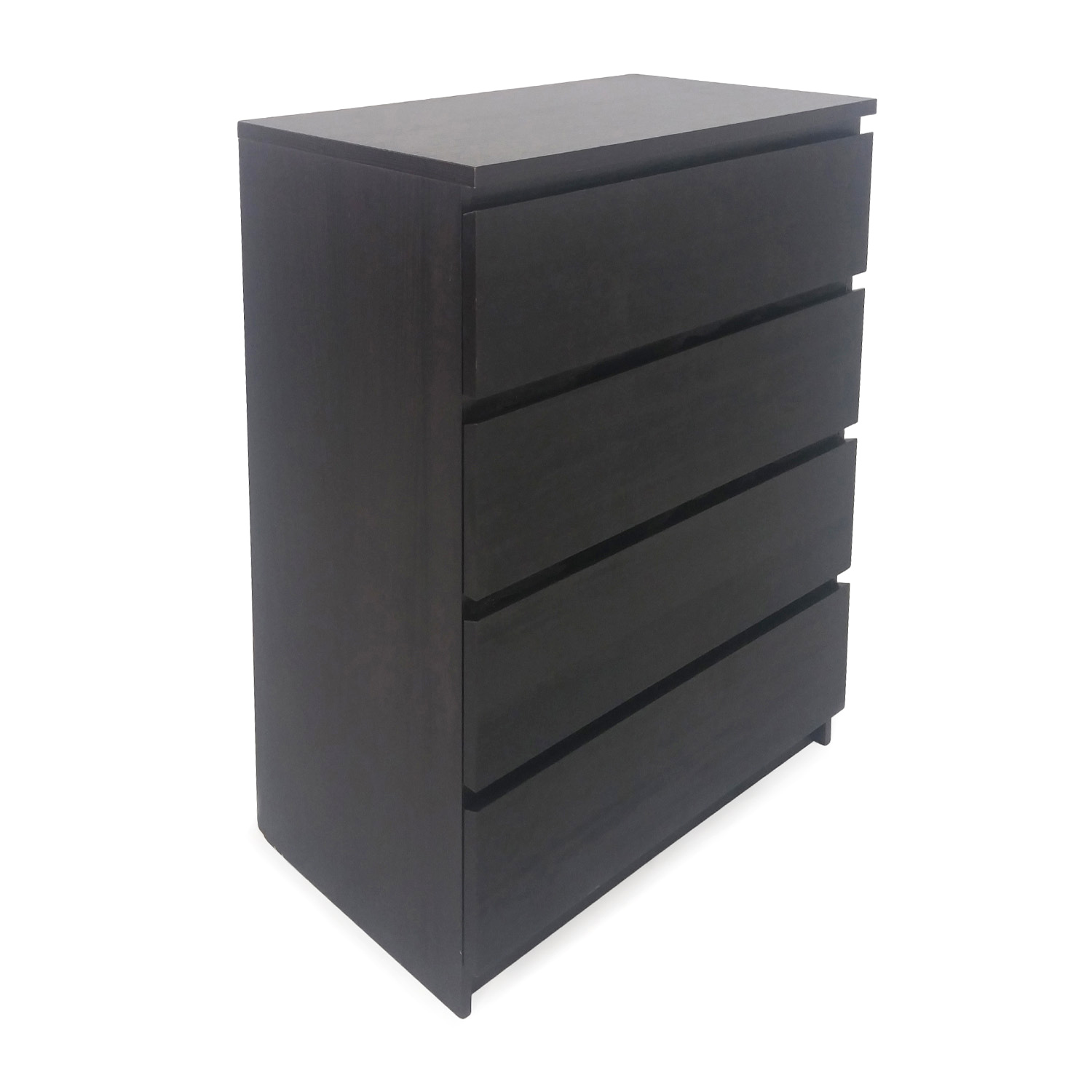 Ikea Malm 4 Drawer Dresser On