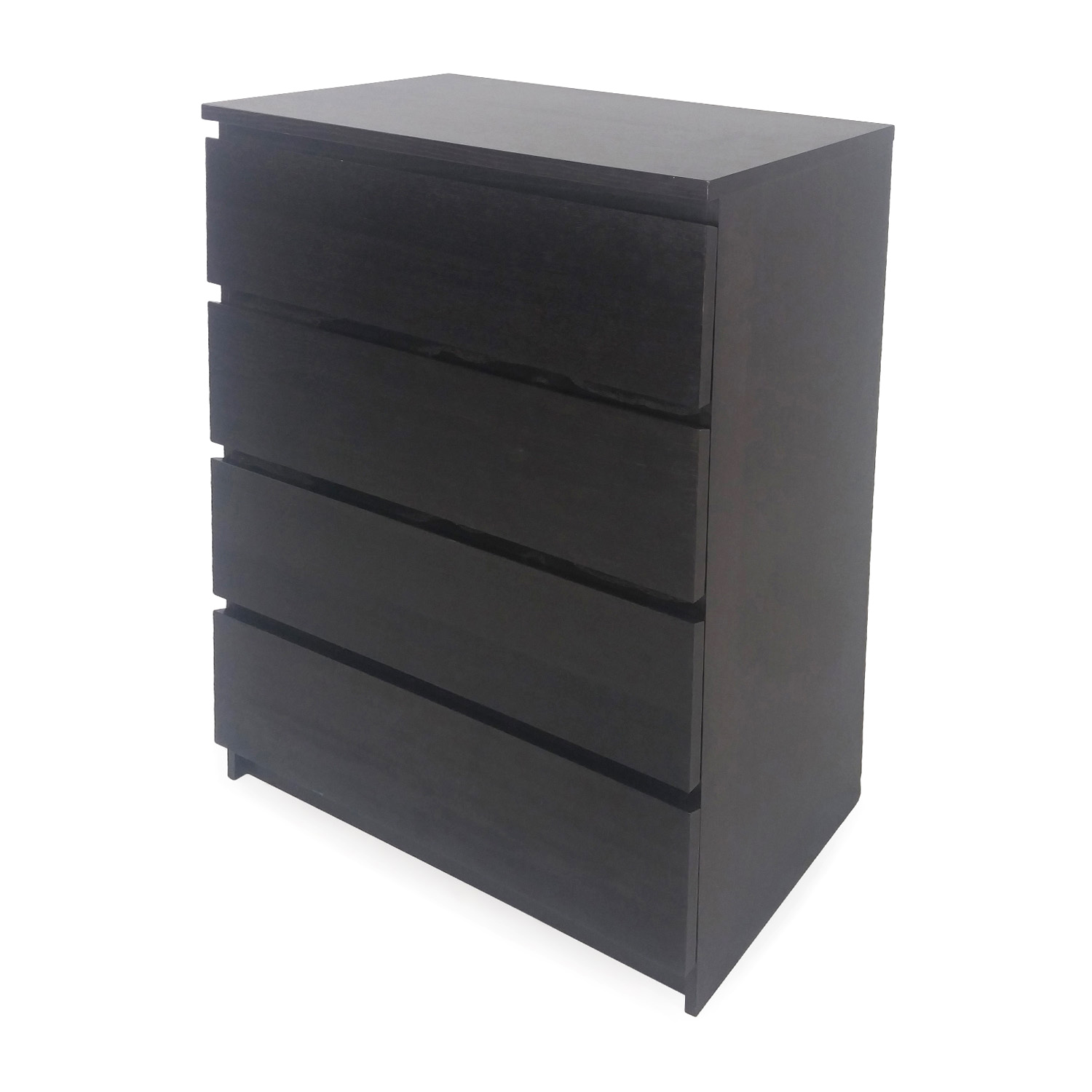 60 off ikea malm 4 drawer dresser storage. Black Bedroom Furniture Sets. Home Design Ideas