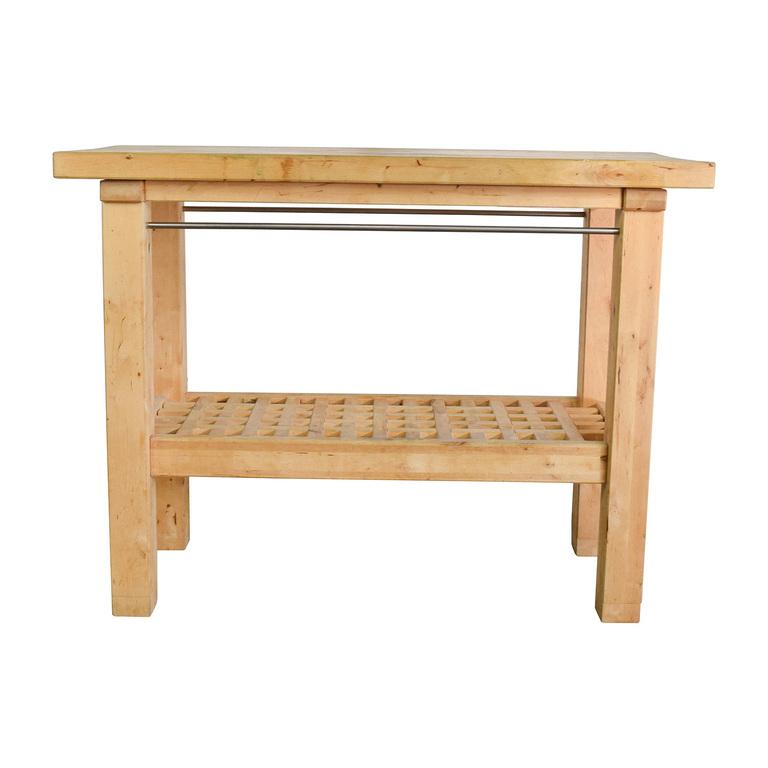 shop IKEA Butcher's Block Table IKEA