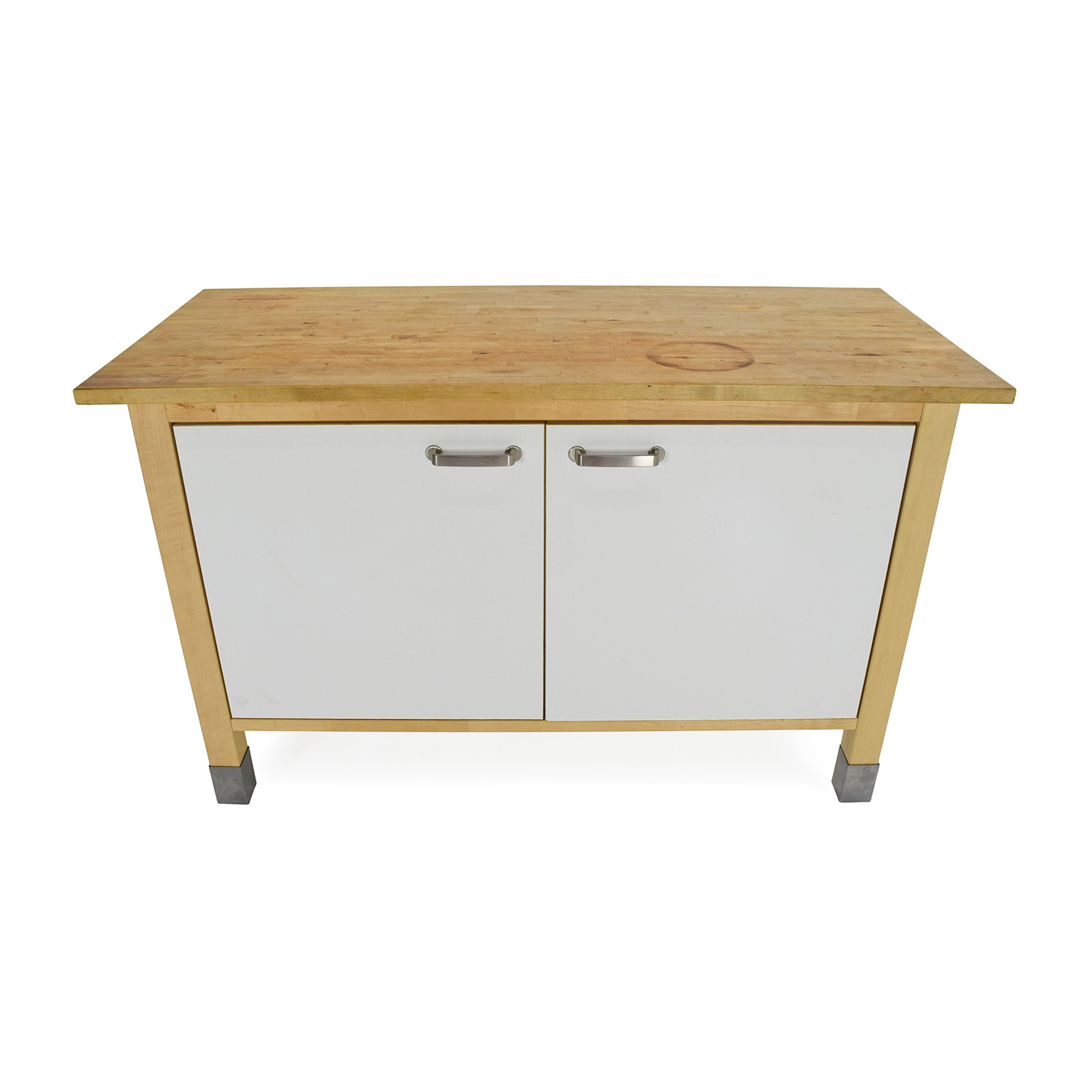 Kitchen Block Cabinet Table / Cabinets & Sideboards