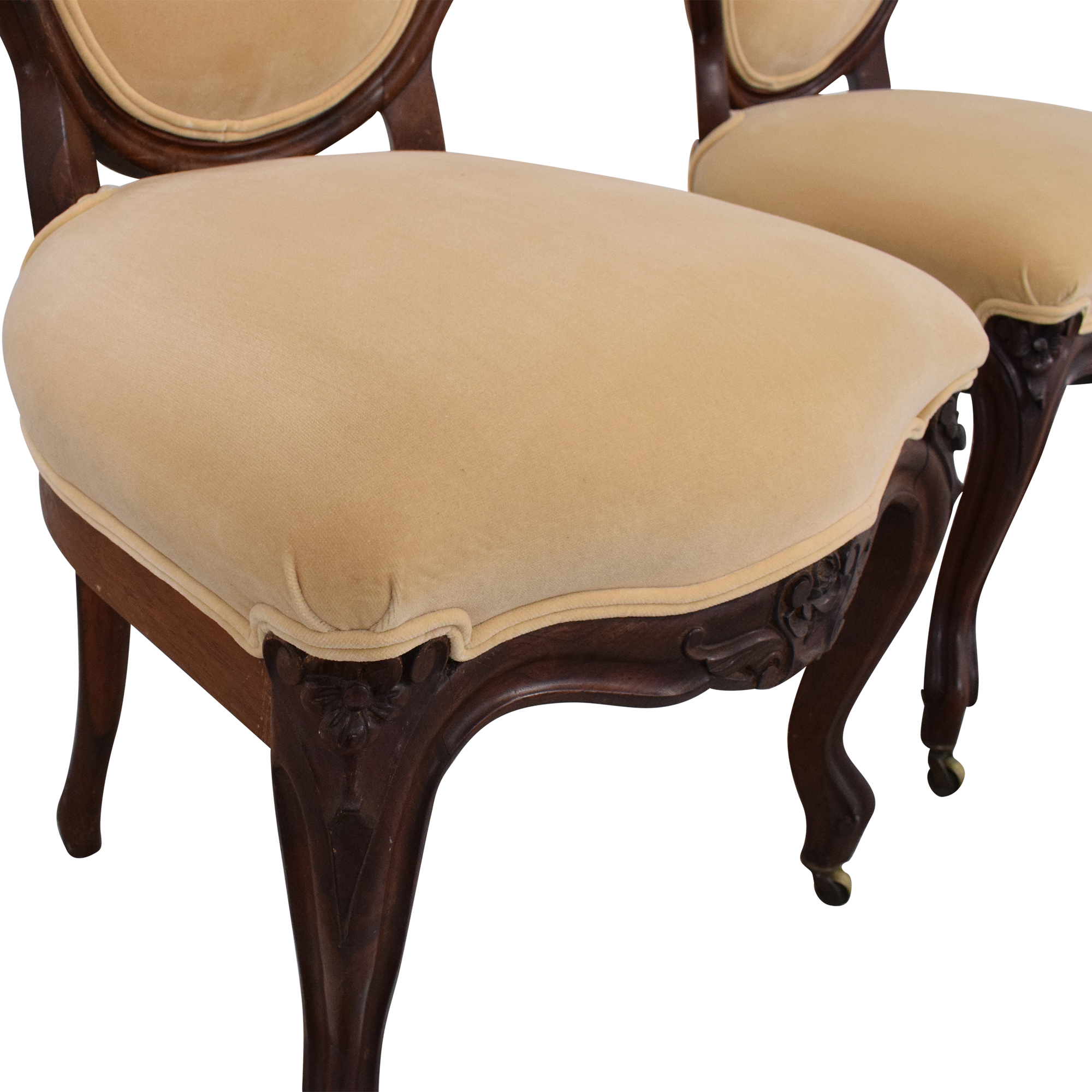 buy Rounded Back Upholstered Side Chairs