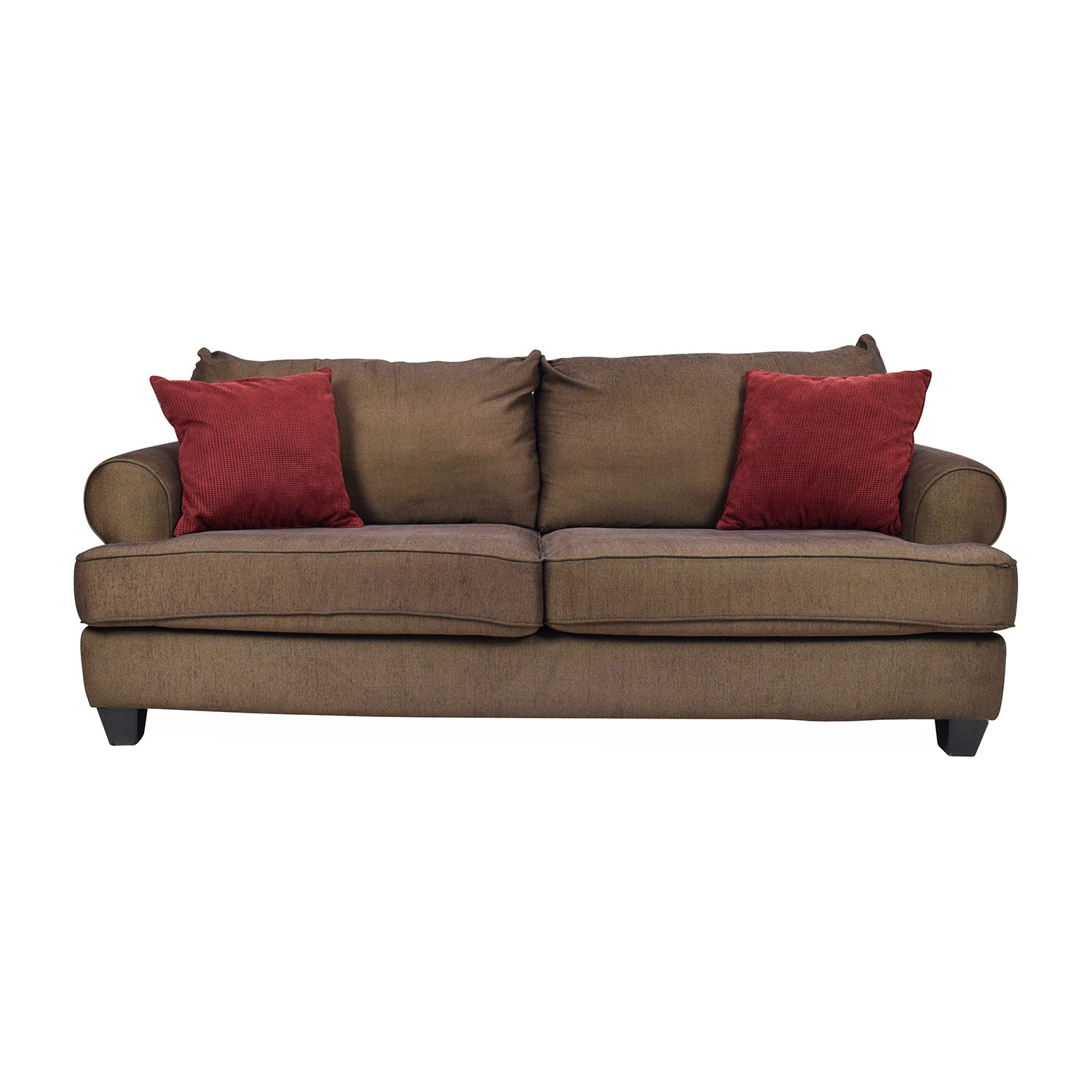 buy Brown Fabric Sofa online