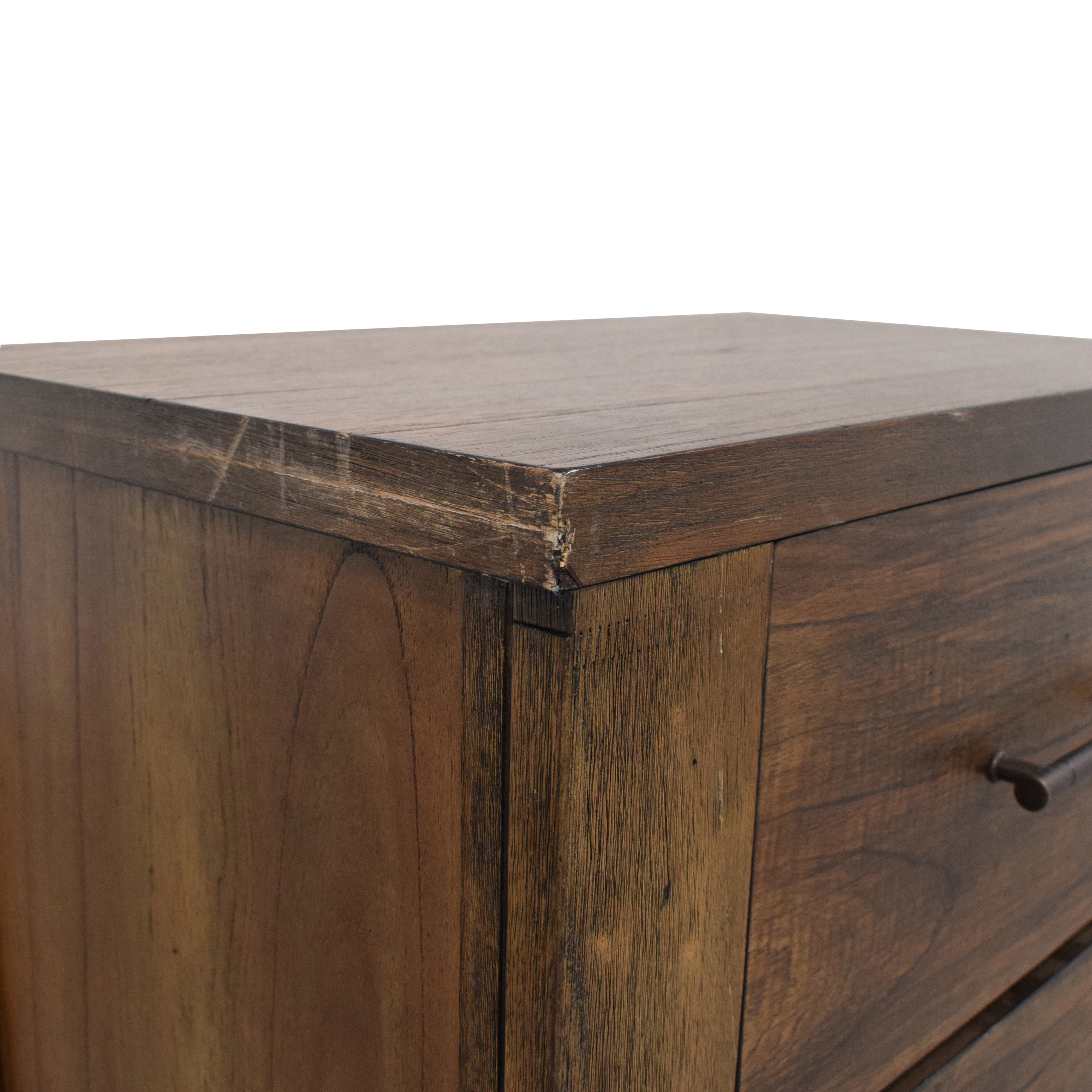 buy Macy's Two Drawer Nightstand Macy's End Tables