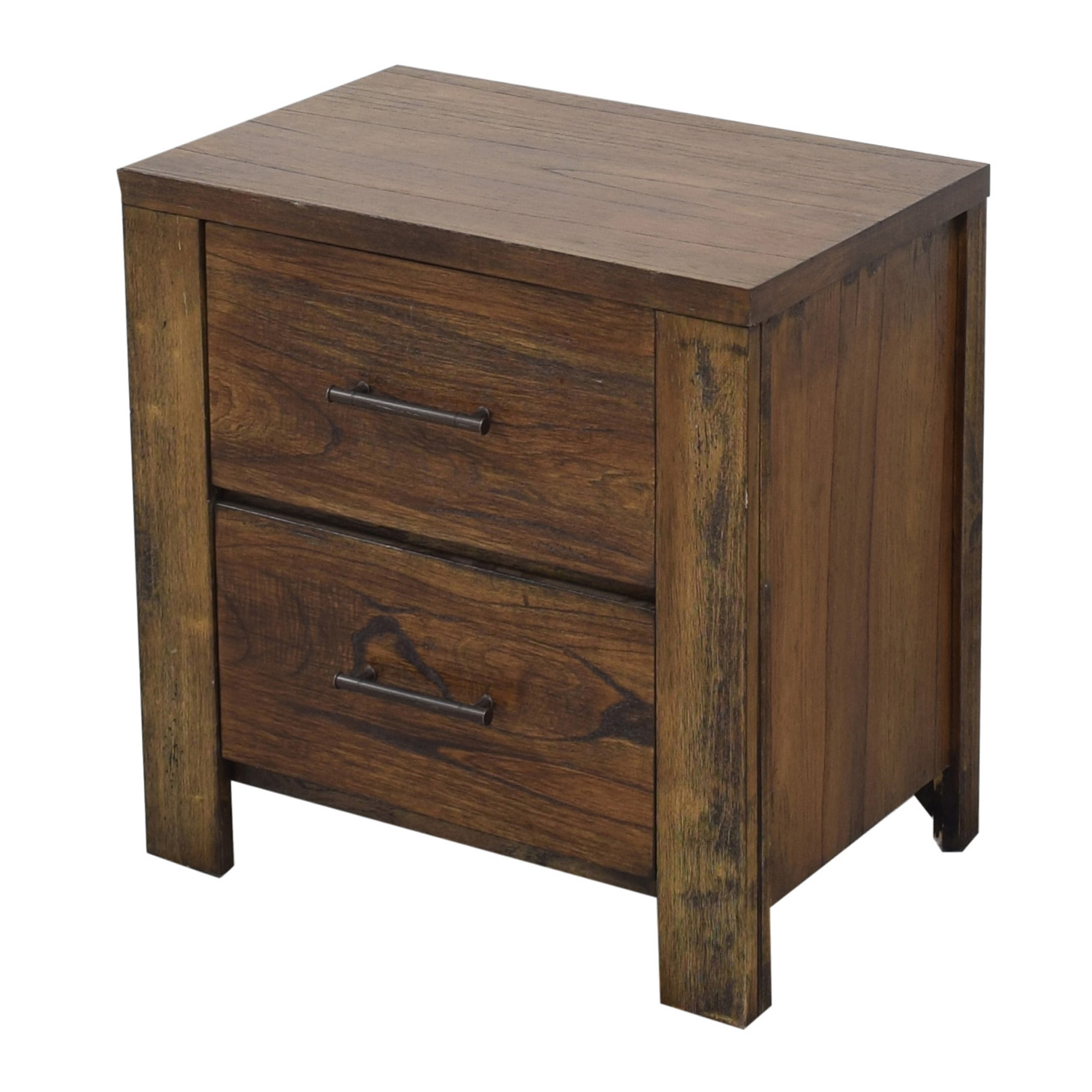 shop Macy's Two Drawer Nightstand Macy's End Tables