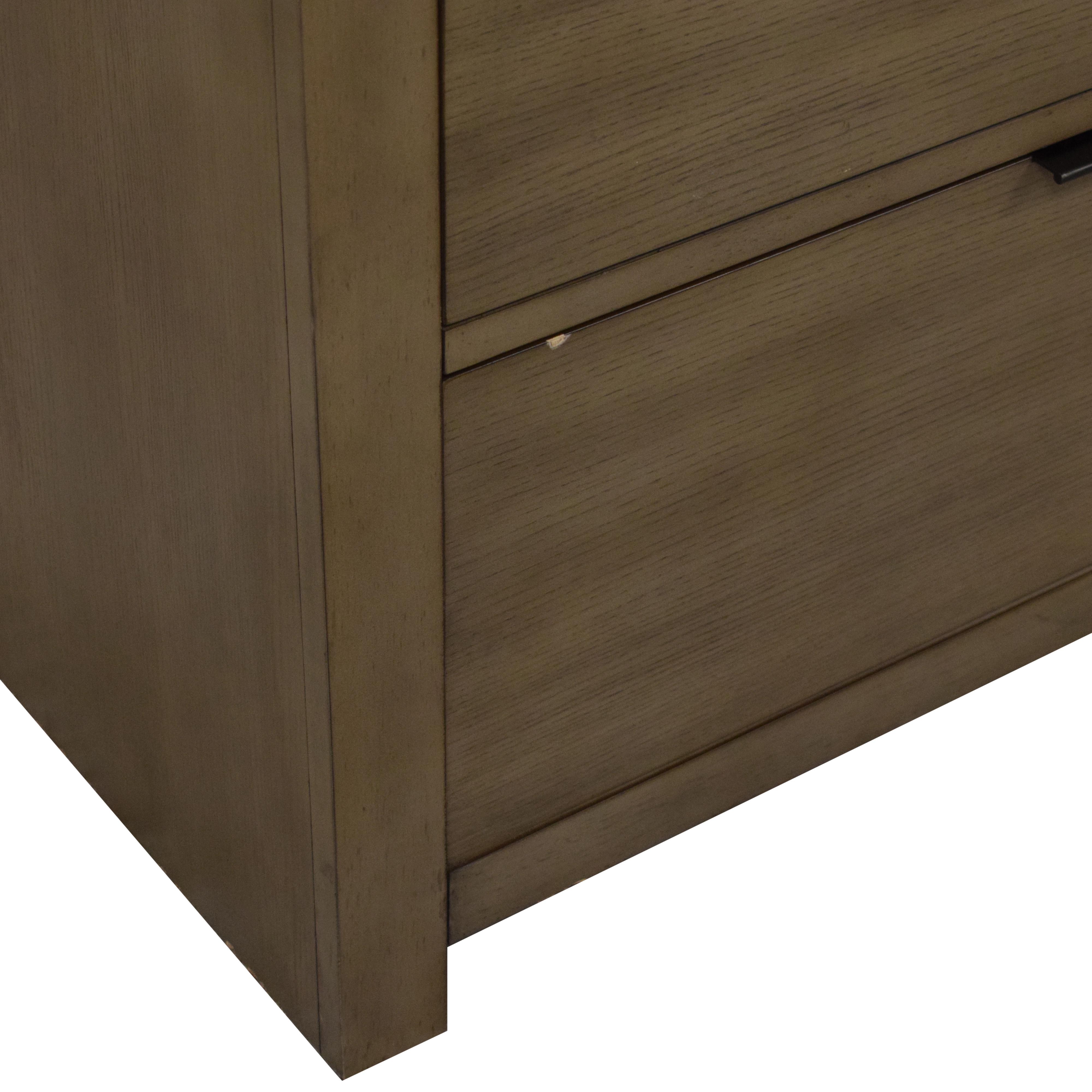 Macy's Tribeca 7 Drawer Dresser / Storage