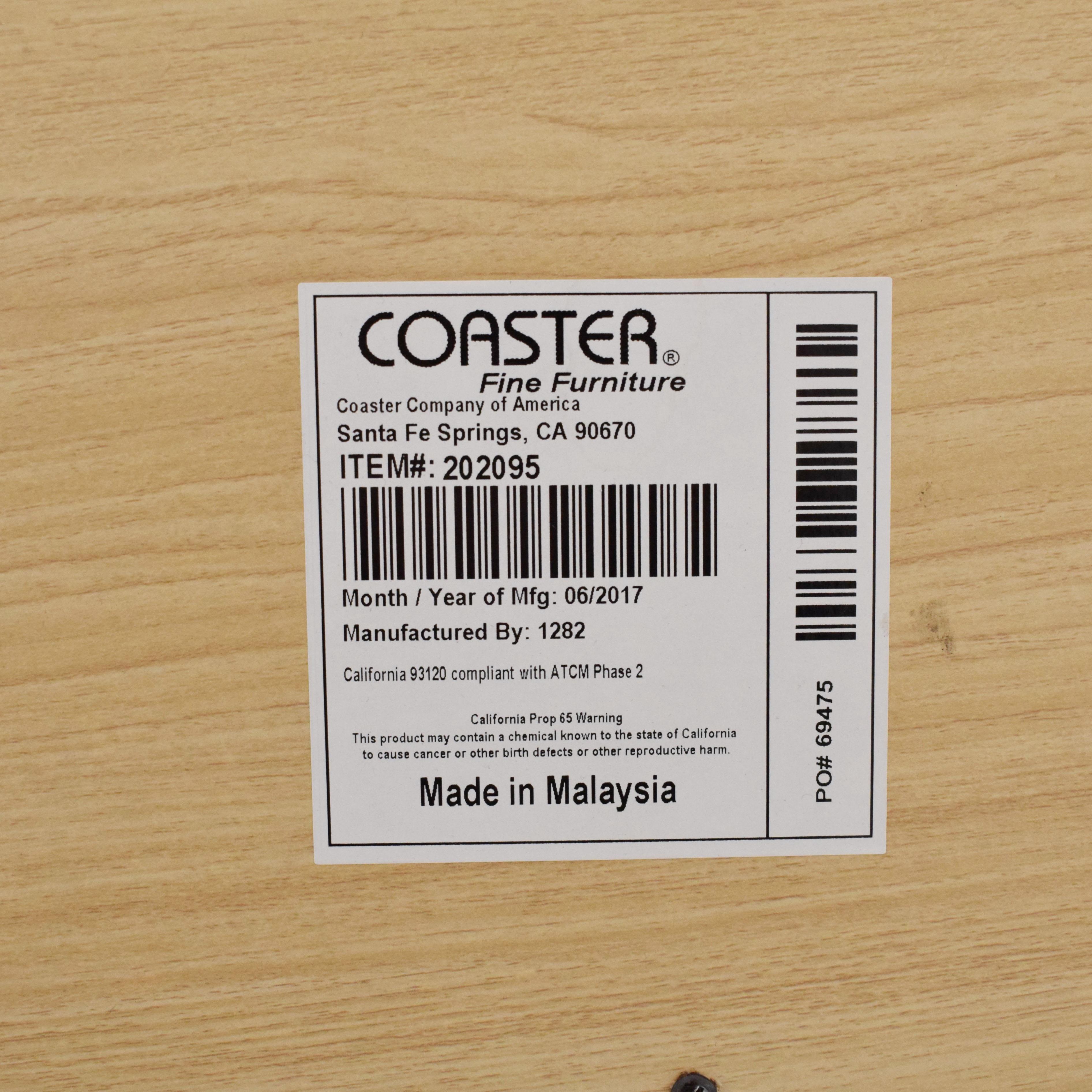 Coaster Fine Furniture Five Drawer Dresser / Storage