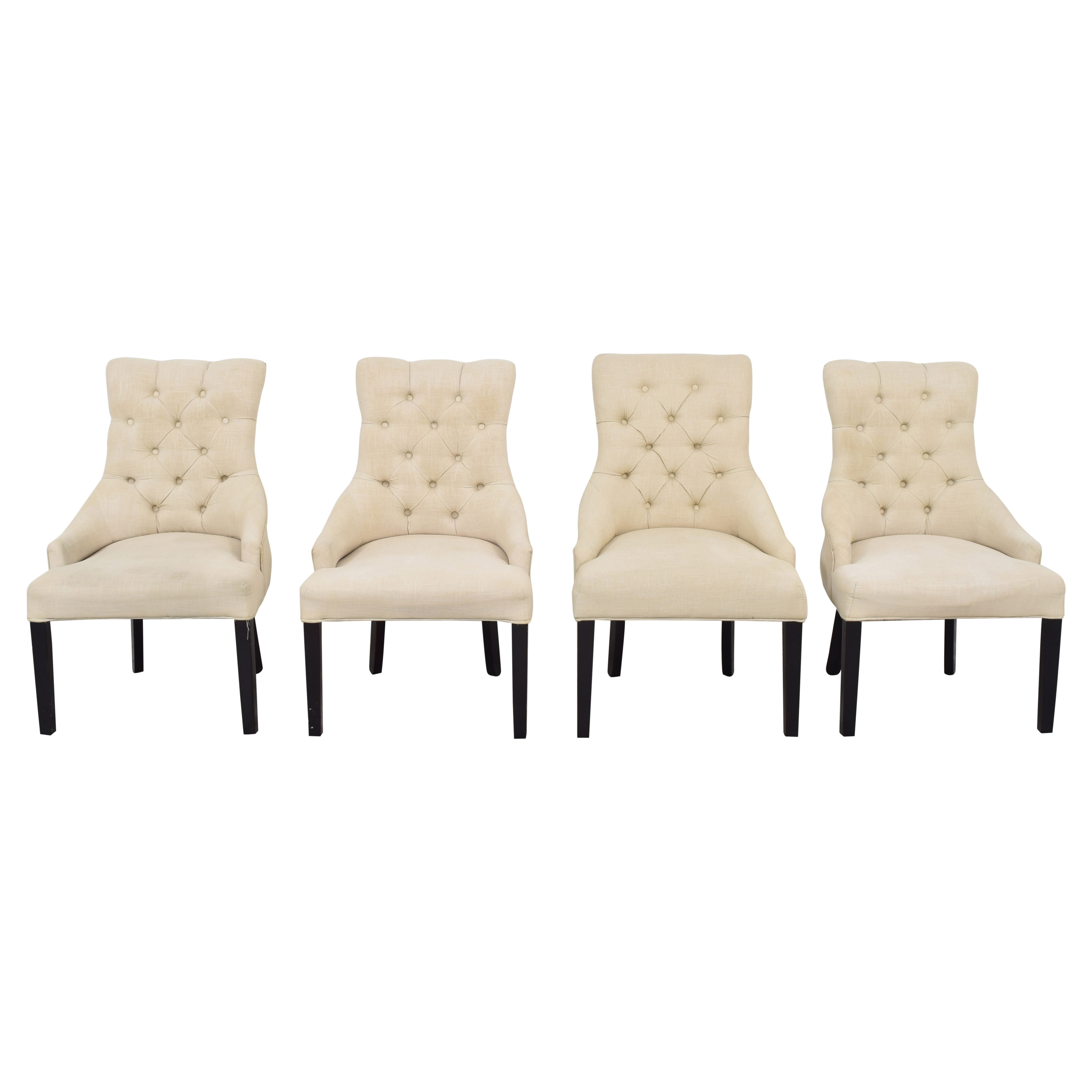 buy Macy's Marais Dining Parsons Chairs Macy's