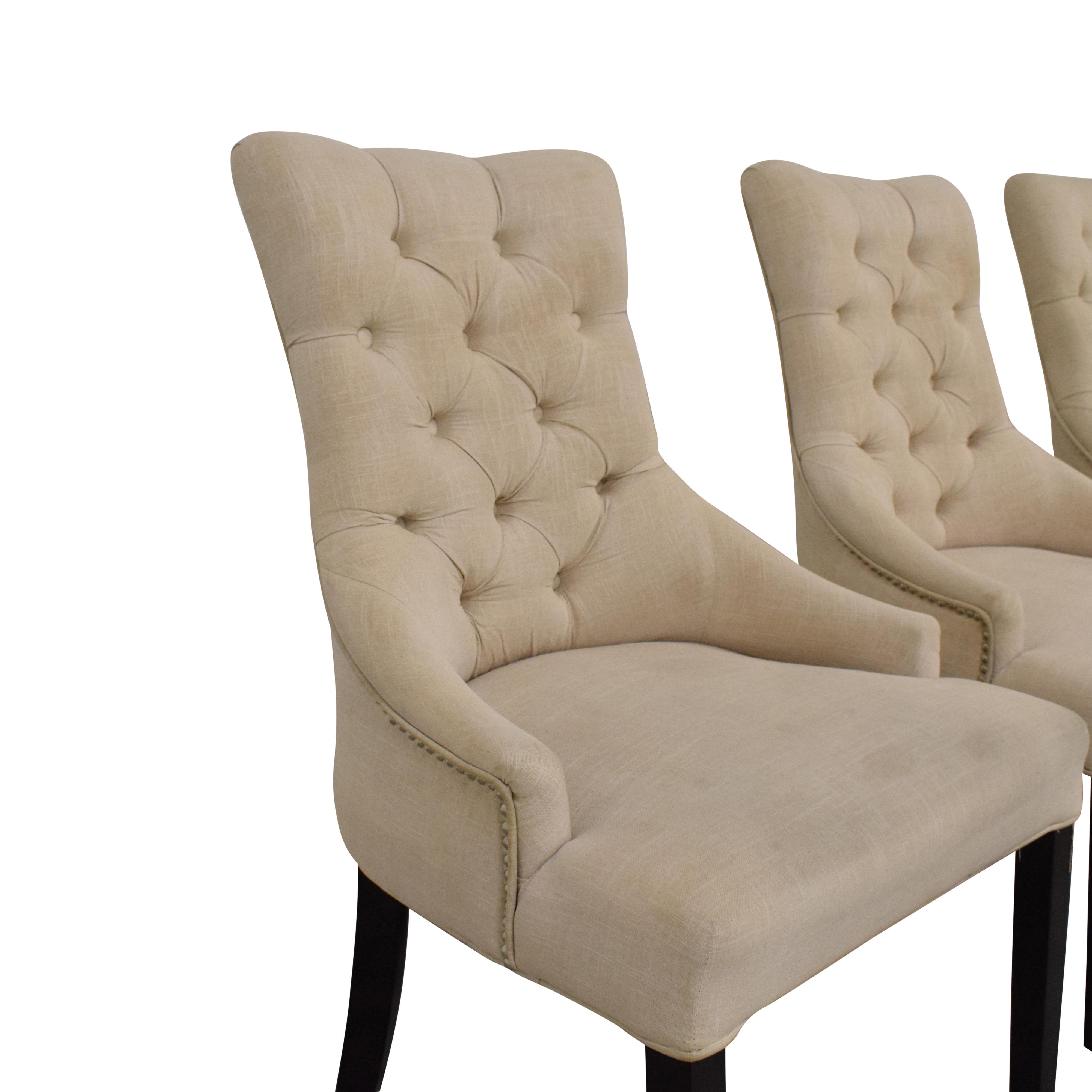 Macy's Macy's Marais Dining Parsons Chairs Chairs