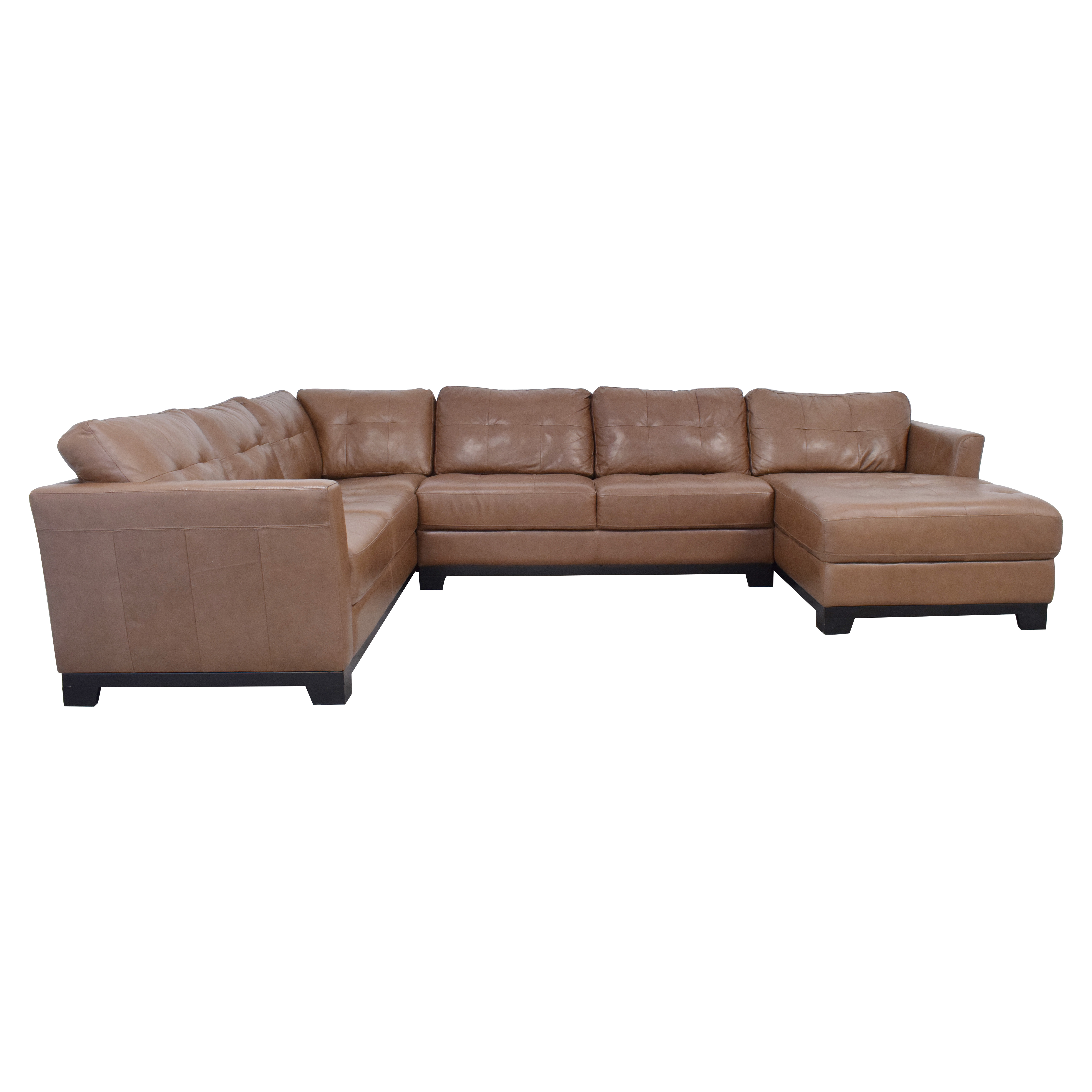 Chateau d'Ax Chateau d'Ax Sectional Sofa with Chaise used