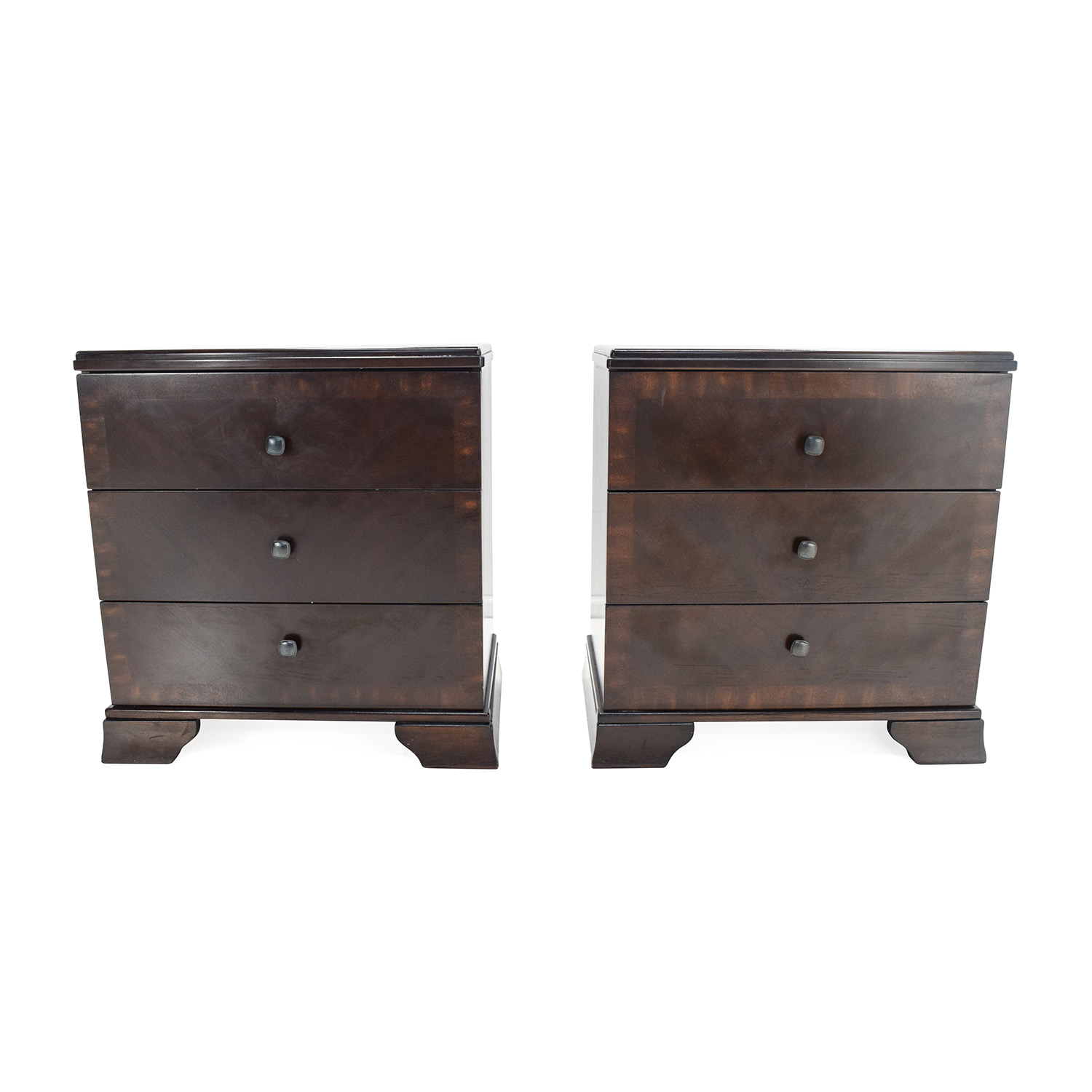 Pair of Nightstands / Tables