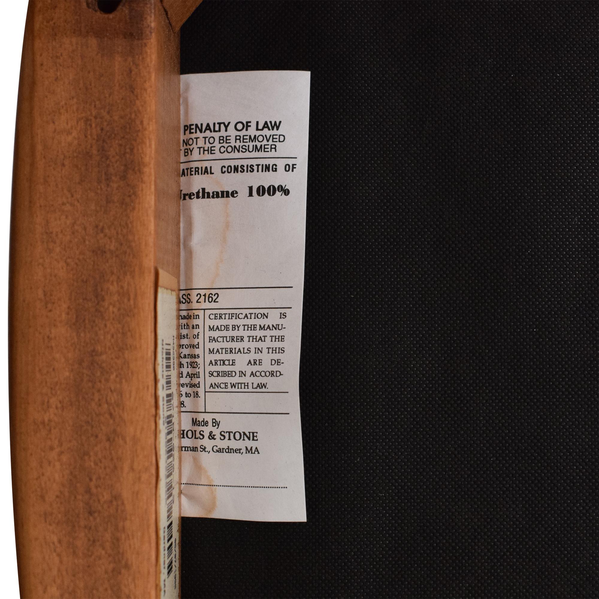 Nichols & Stone Nichols & Stone Upholstered Dining Chairs price