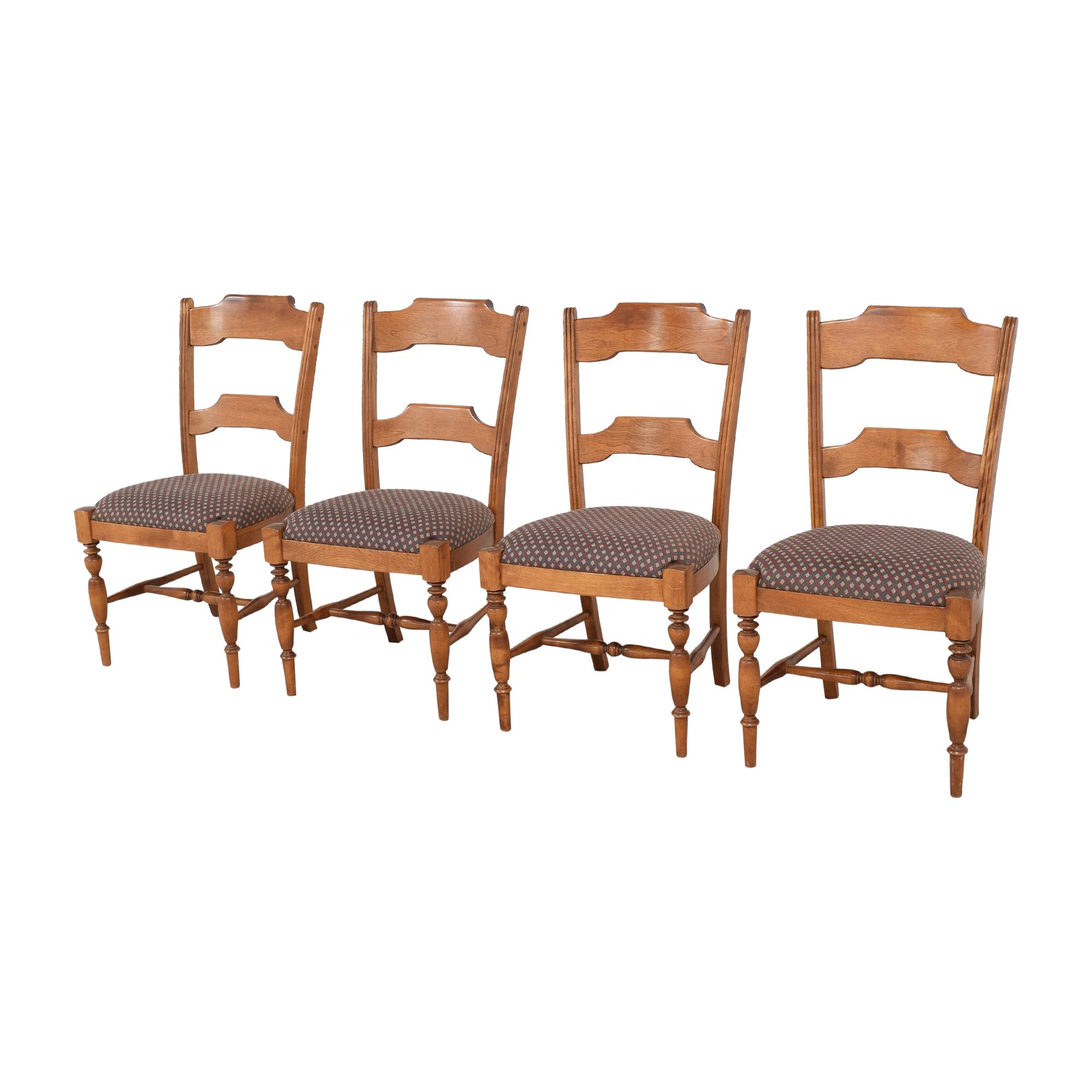 Nichols & Stone Nichols & Stone Upholstered Dining Chairs nyc