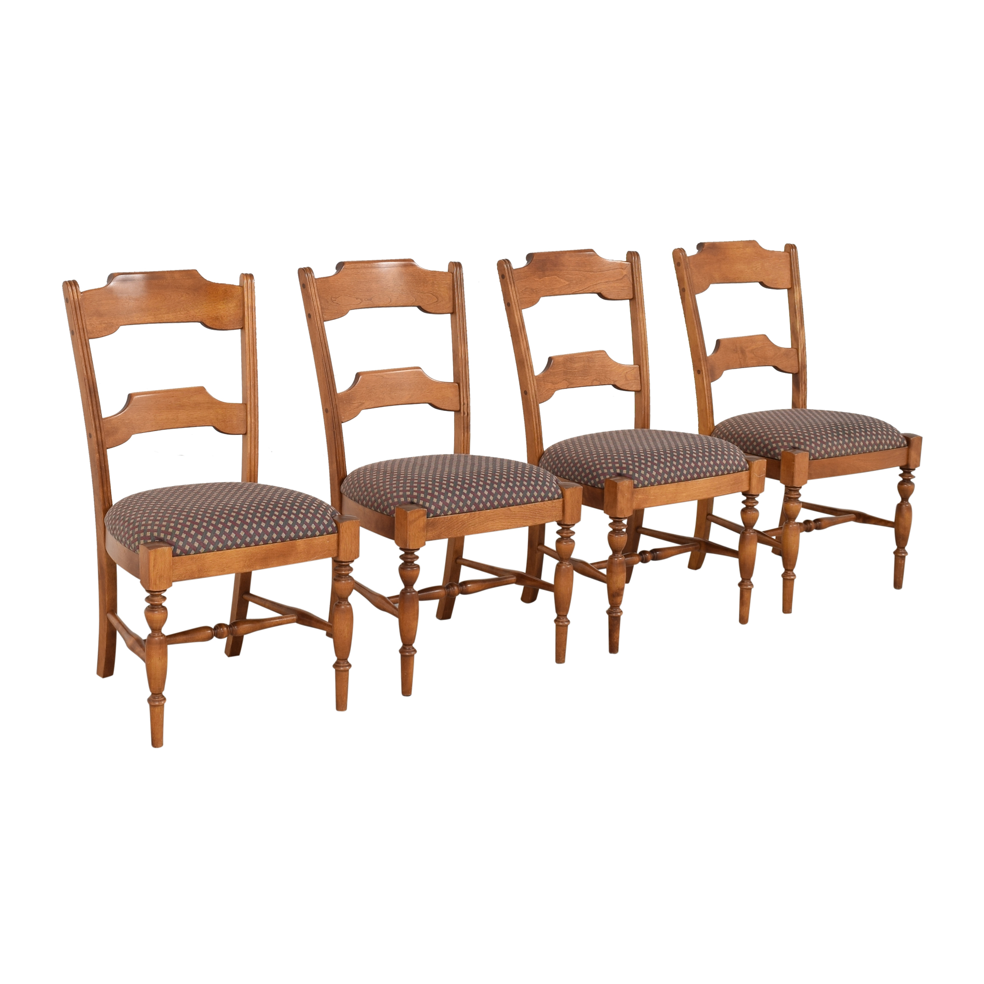 Nichols & Stone Nichols & Stone Upholstered Dining Chairs pa